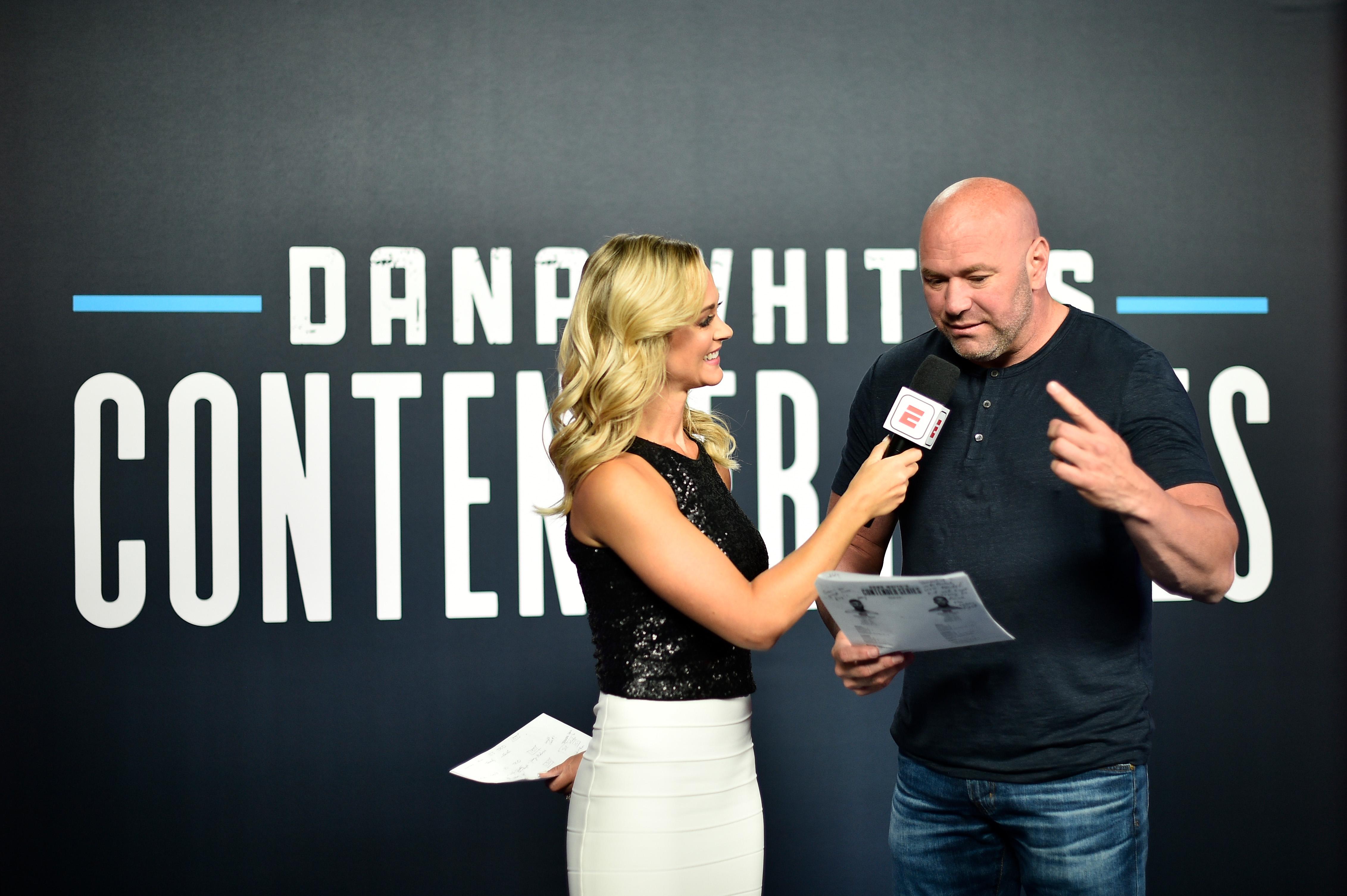 Dana White's Contender Series: Wallace v Solecki