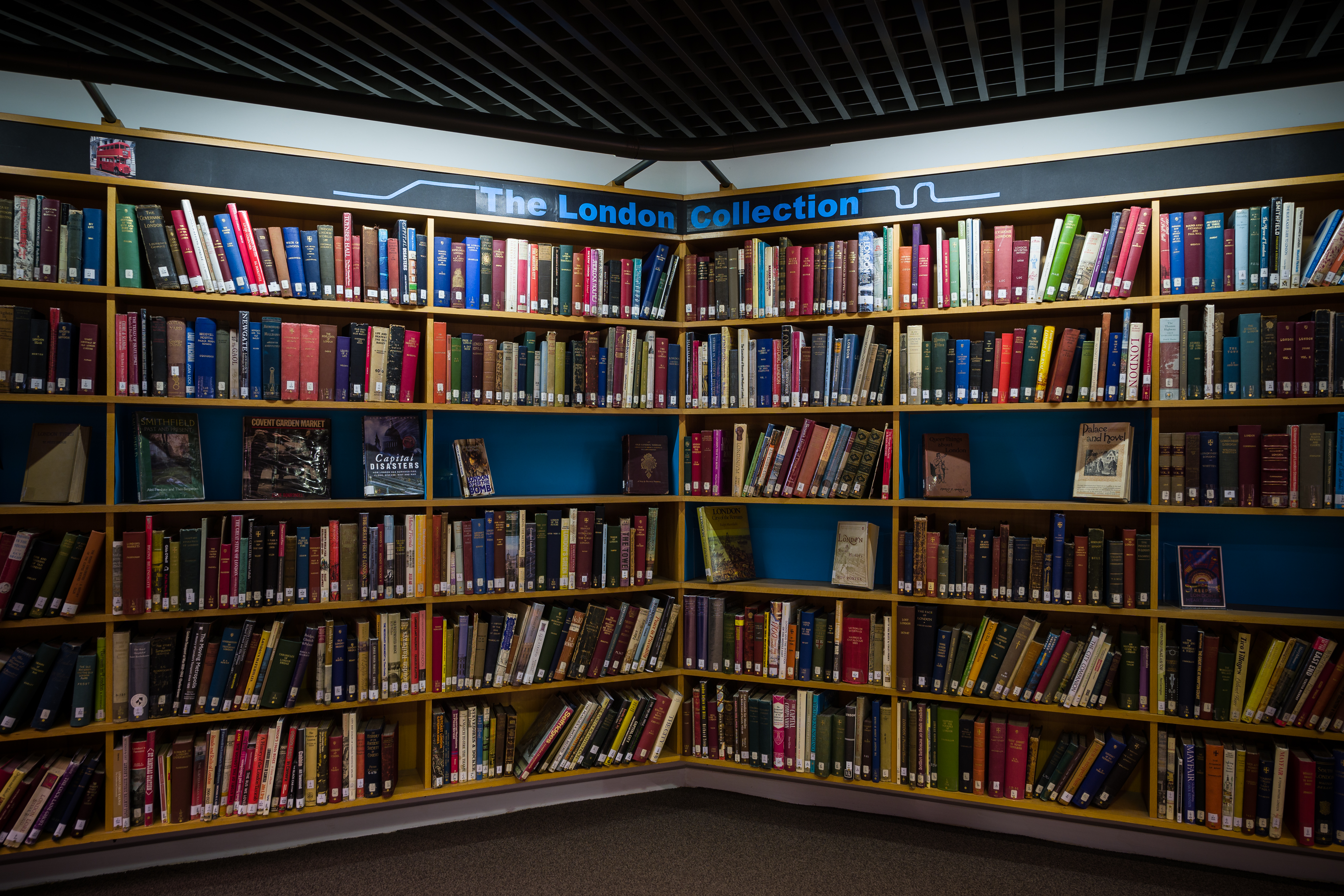Barbican Lending Library Reopens To The Public