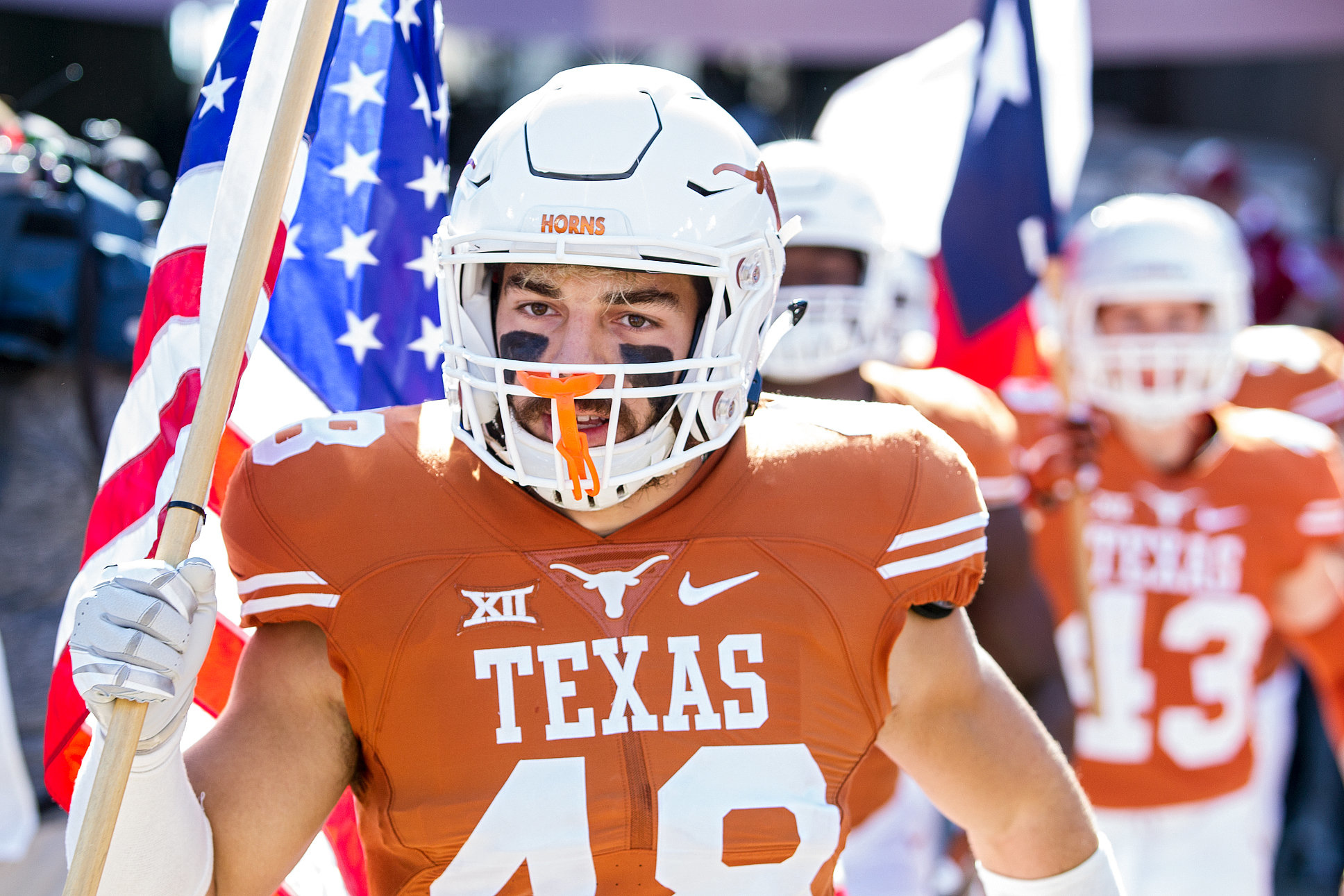 NCAA FOOTBALL: OCT 10 Oklahoma v Texas