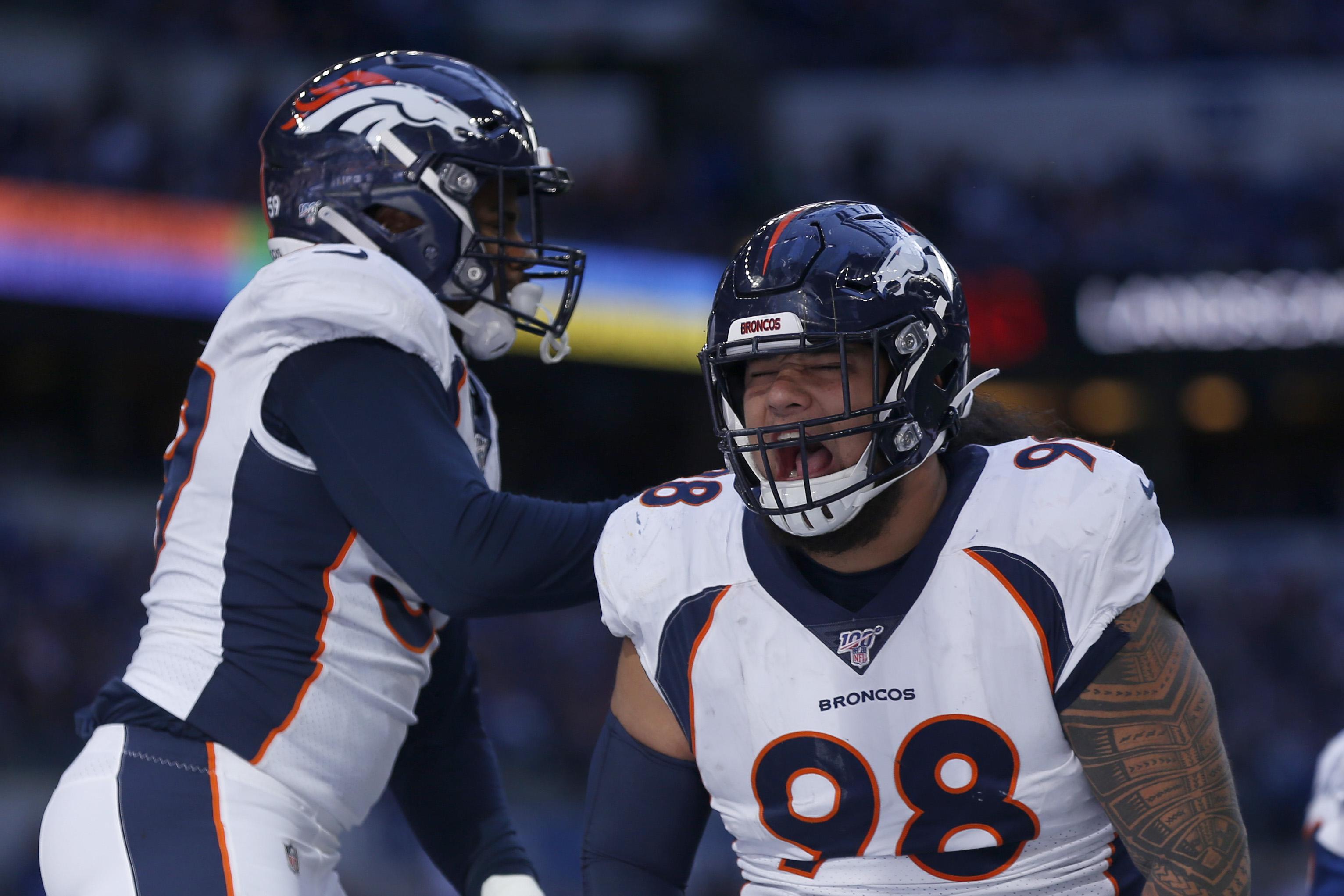 Denver Broncos vIndianapolis Colts