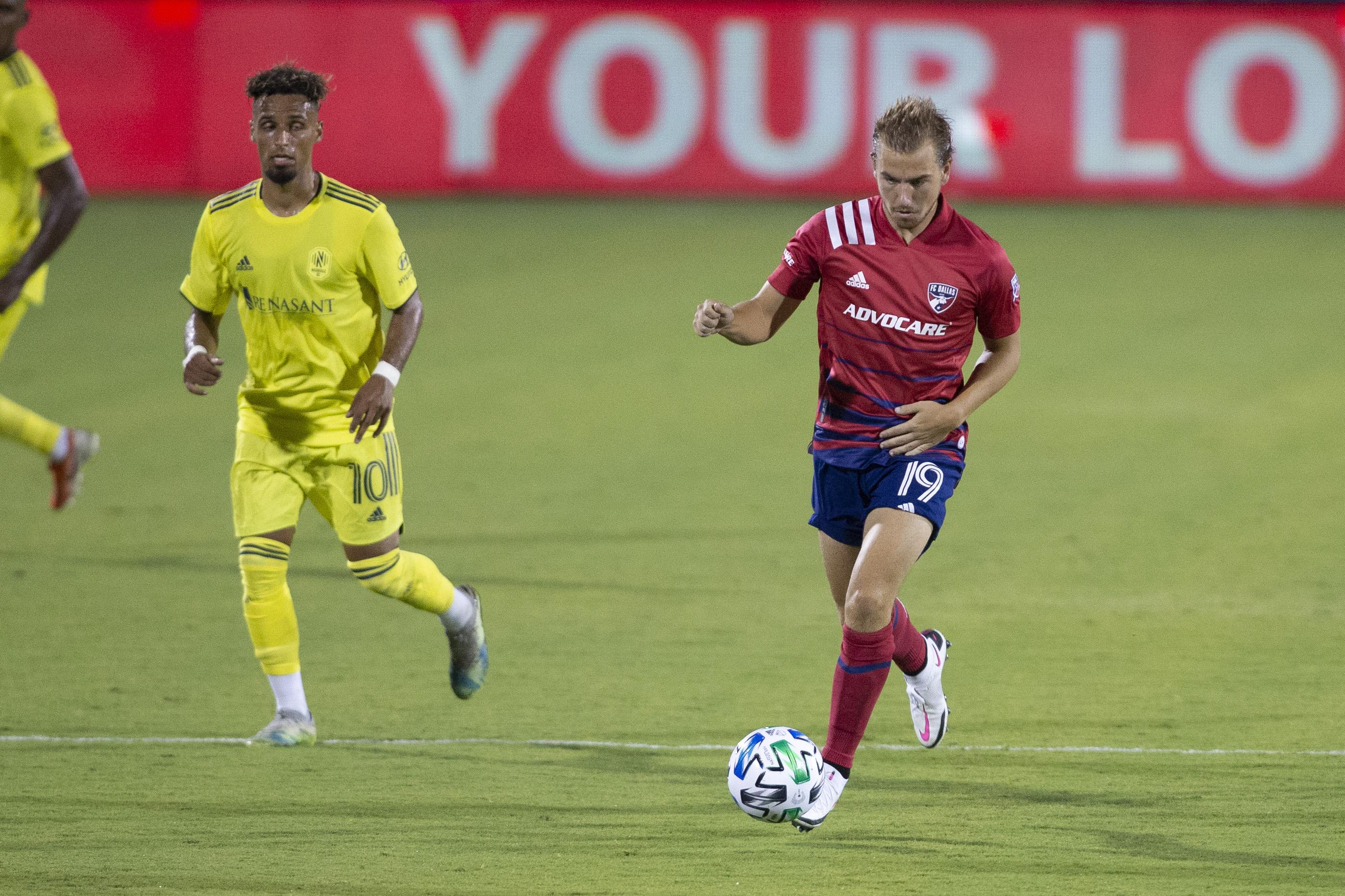 MLS: Nashville SC at FC Dallas