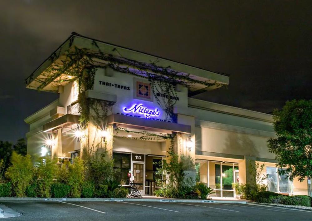 The original location of Nittaya's Secret Kitchen on Rampart Boulevard in Summerlin.