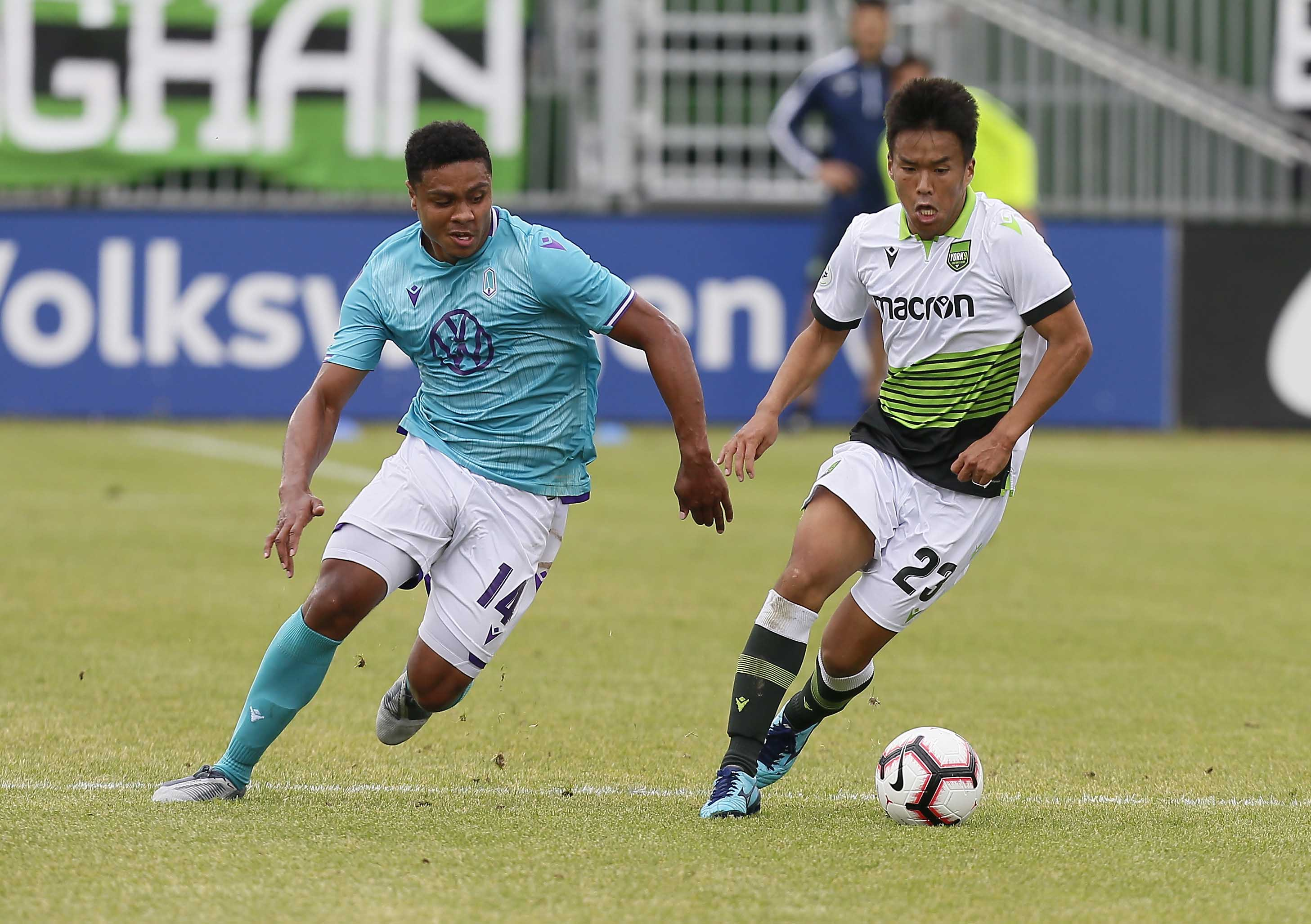 CPL: Pacific FC at York9 FC