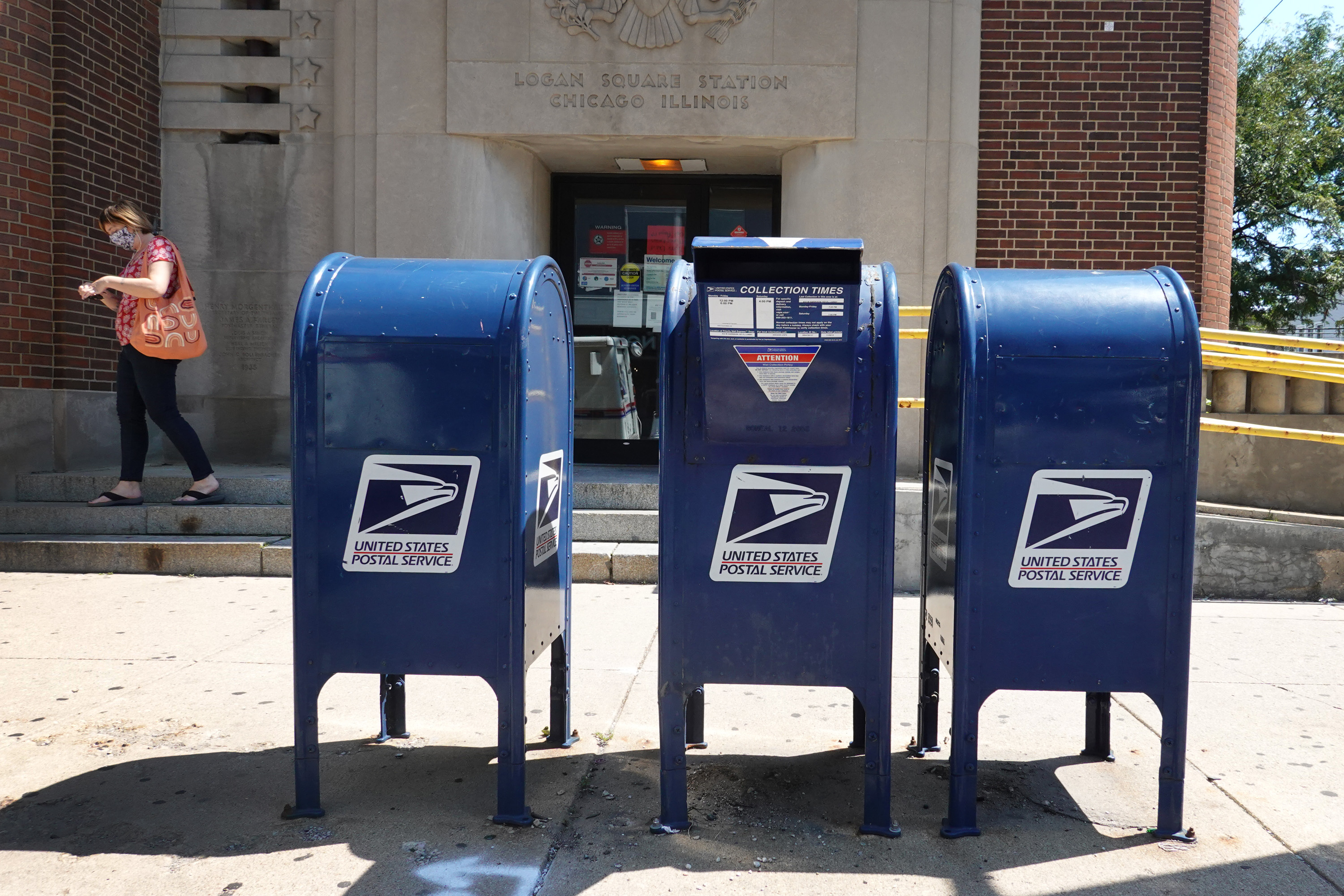 US Postal Service Funding In Question As President Trump Threatens To Withheld In Budget Negotiations