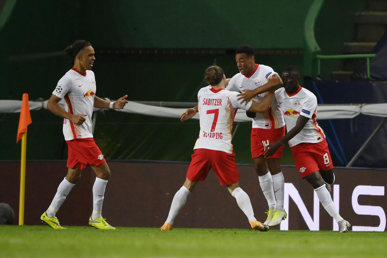 莱比锡对马德里竞技-欧洲冠军联赛四分之一决赛