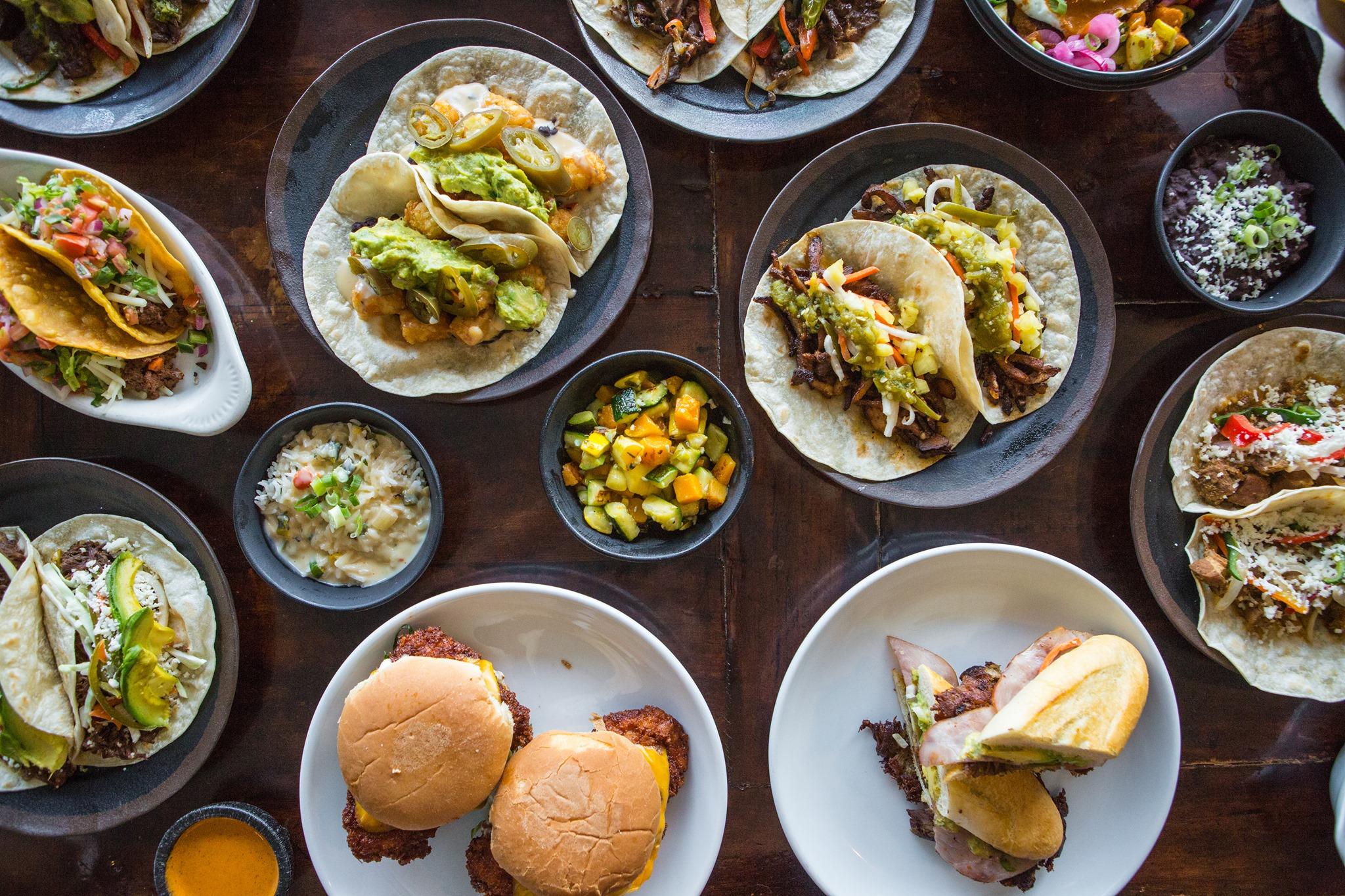 Tacos and tortas from Eldorado Cafe's new restaurant