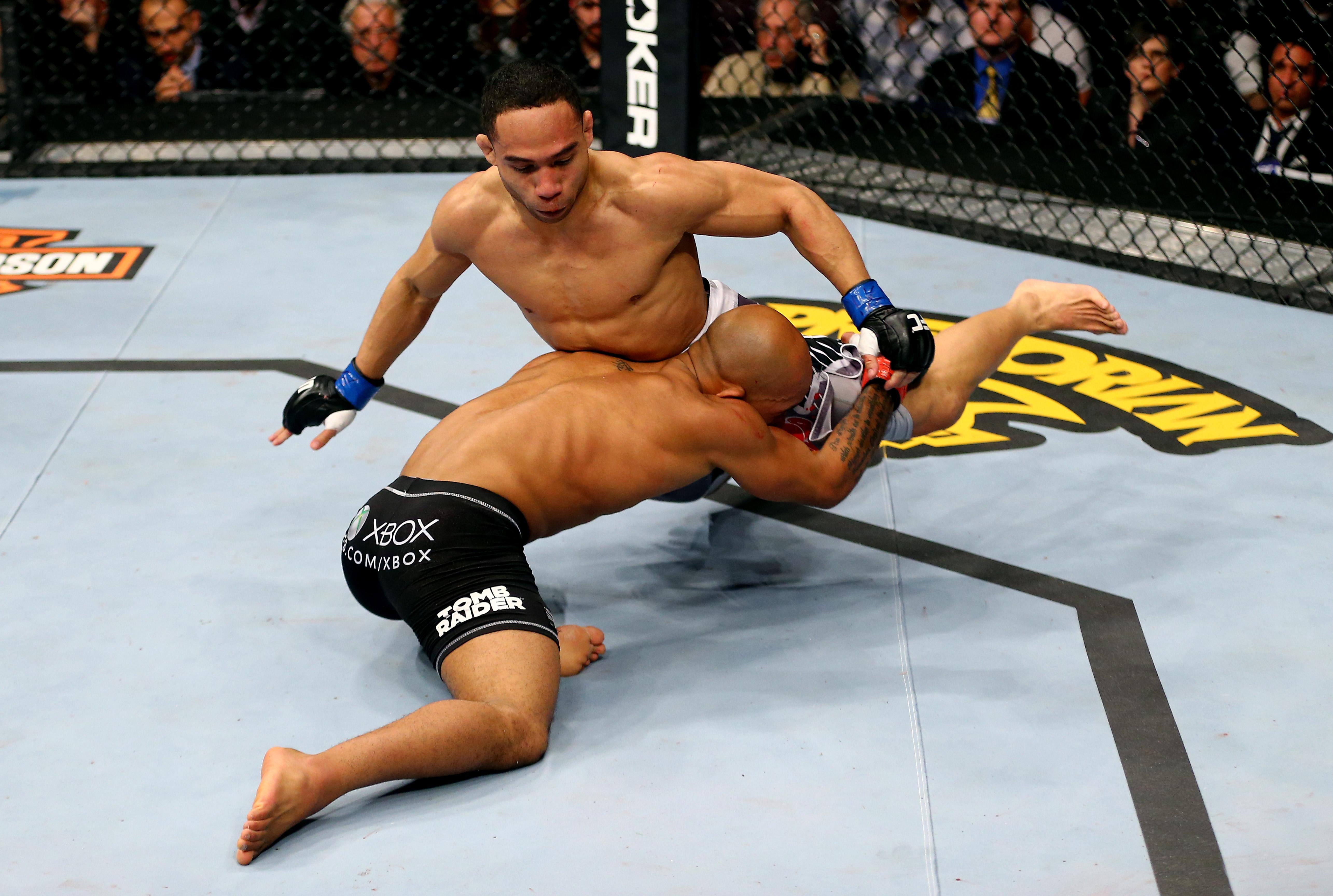 UFC on FOX: Johnson v Dodson