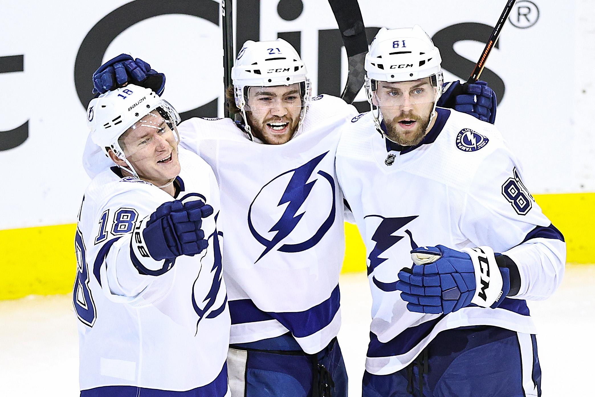 Tampa Bay Lightning v Columbus Blue Jackets - Game Three