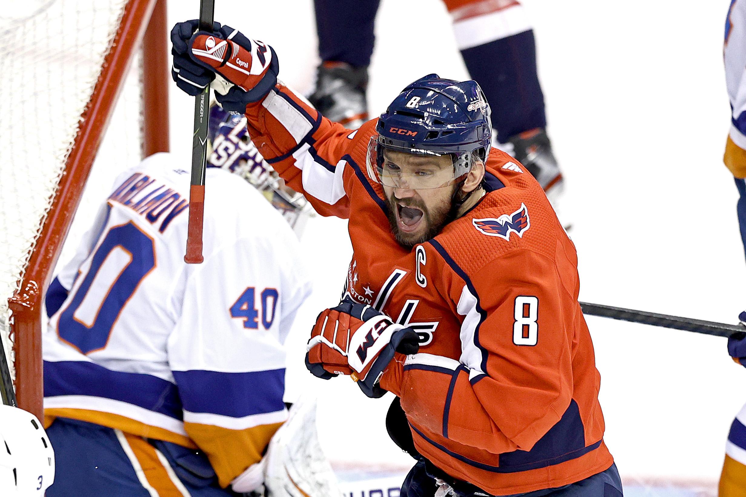 Washington Capitals v New York Islanders - Game Two