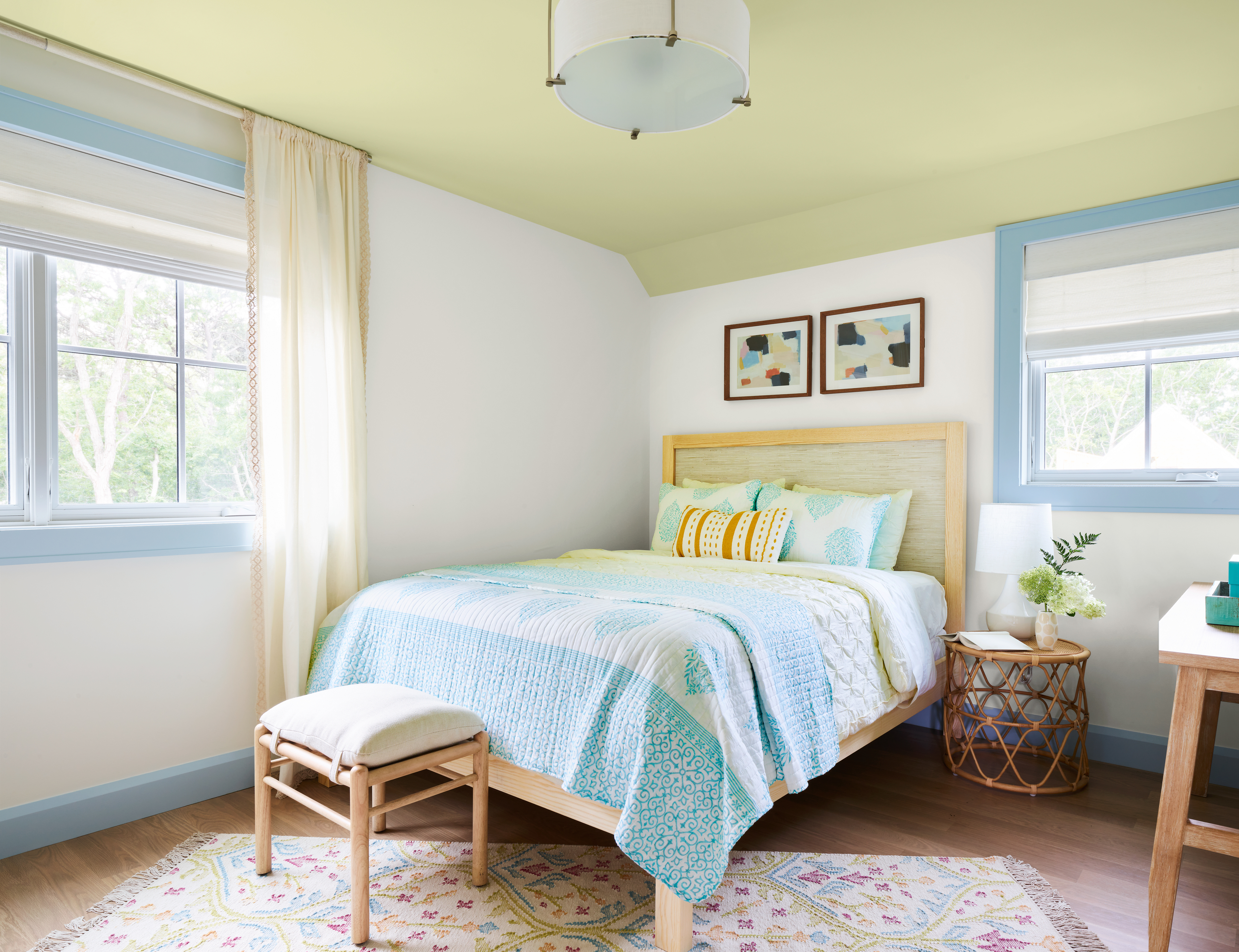Cottage on the Cape, Idea House 2020, Bed and Bath