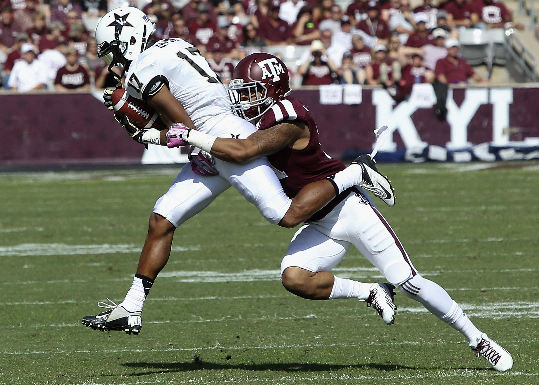 Vanderbilt v Texas A&M