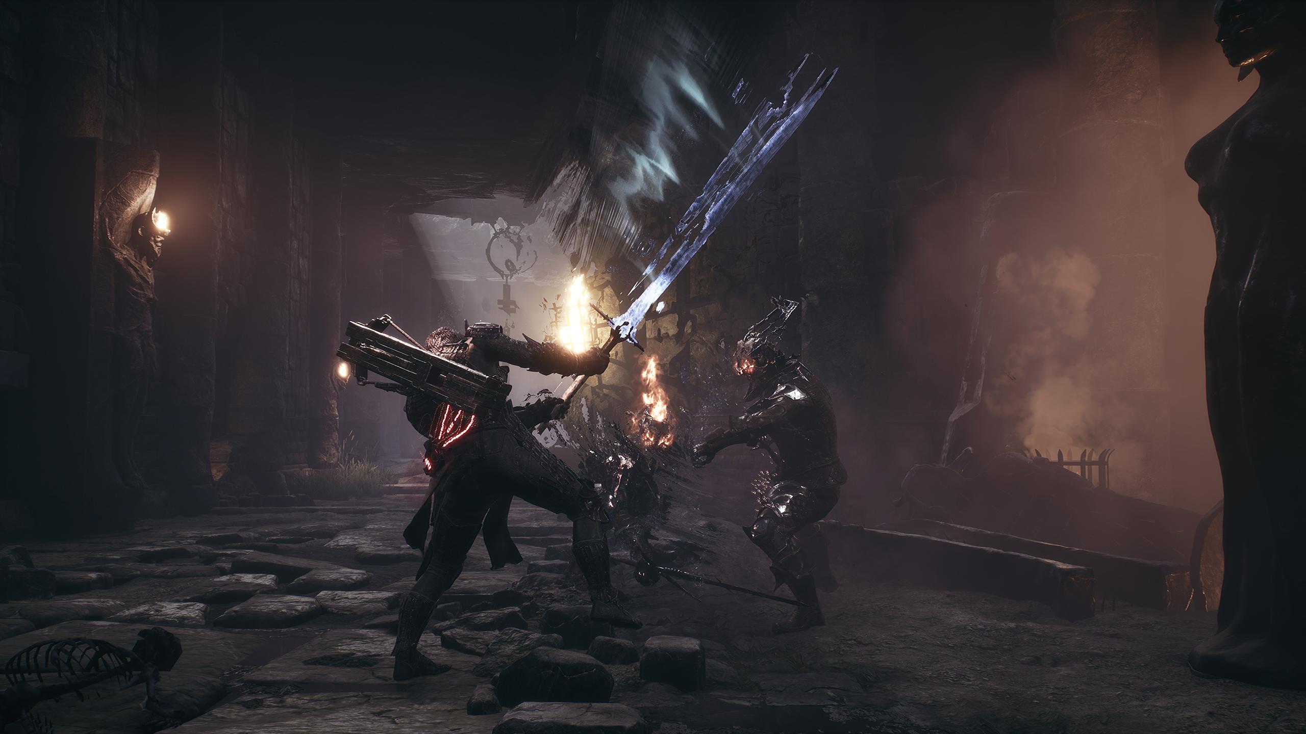 Mortal Shell guide: Combat basics