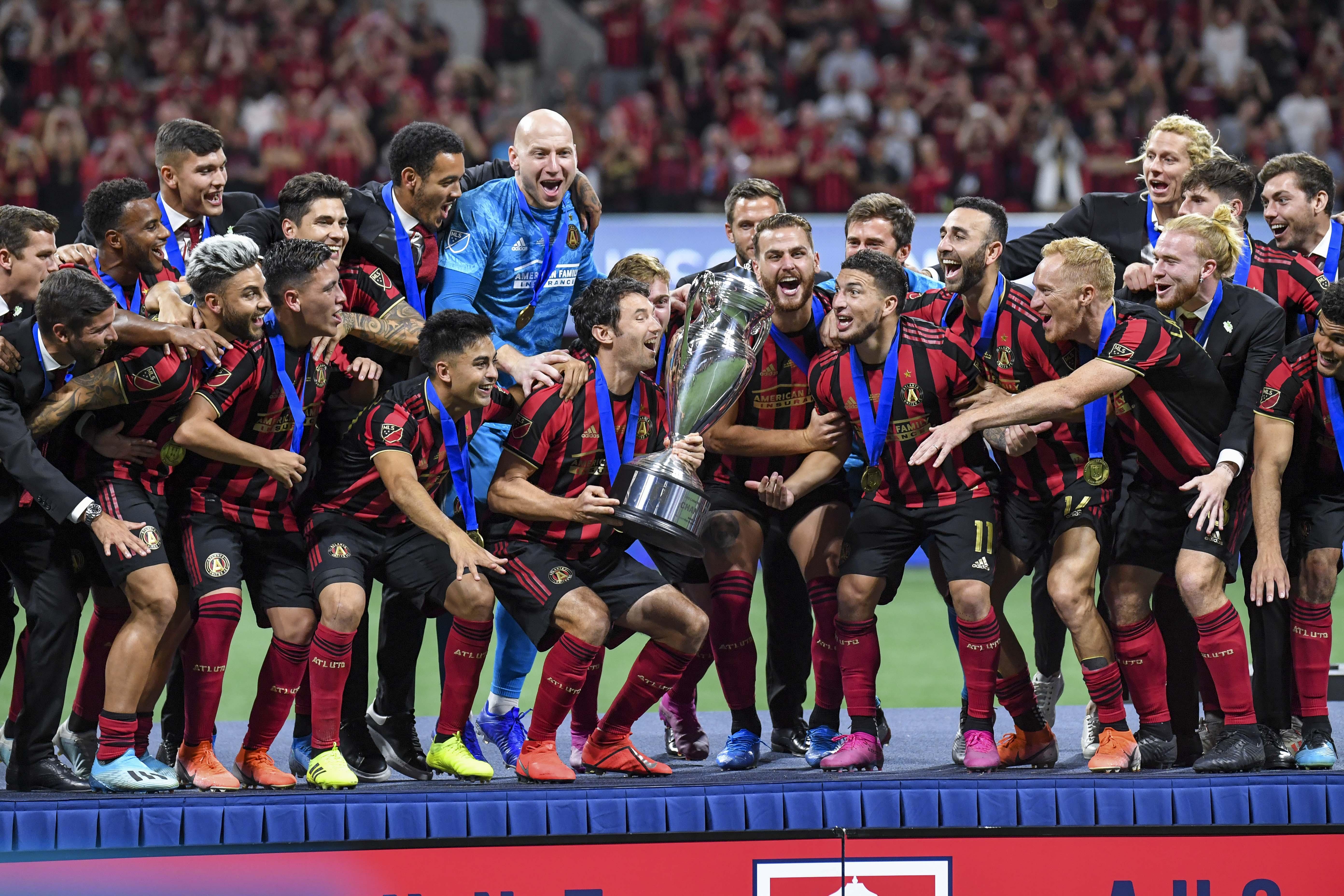 美国职业足球大联盟:美国公开赛-明尼苏达联队在亚特兰大联队举行