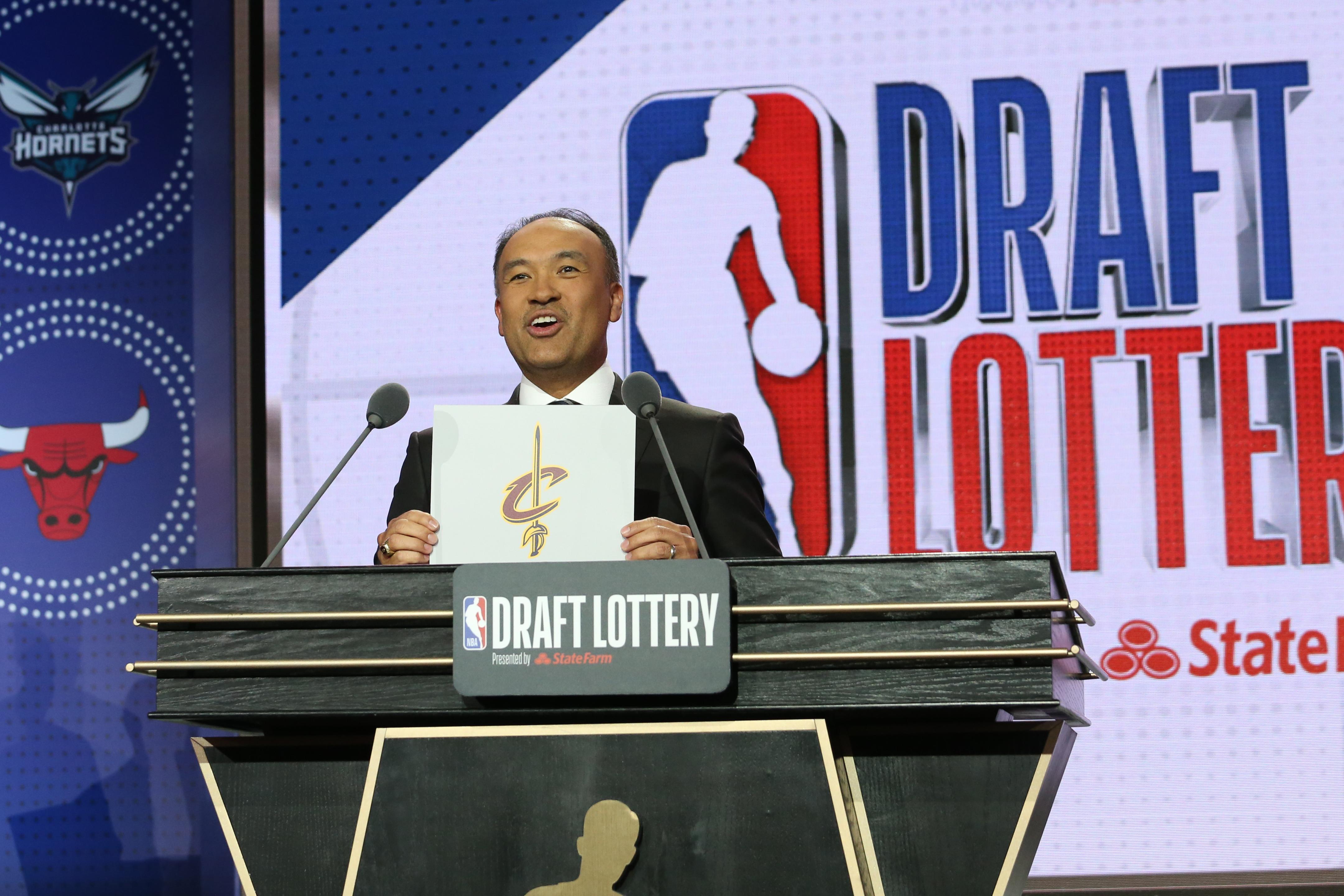 2019 NBA Draft Lottery