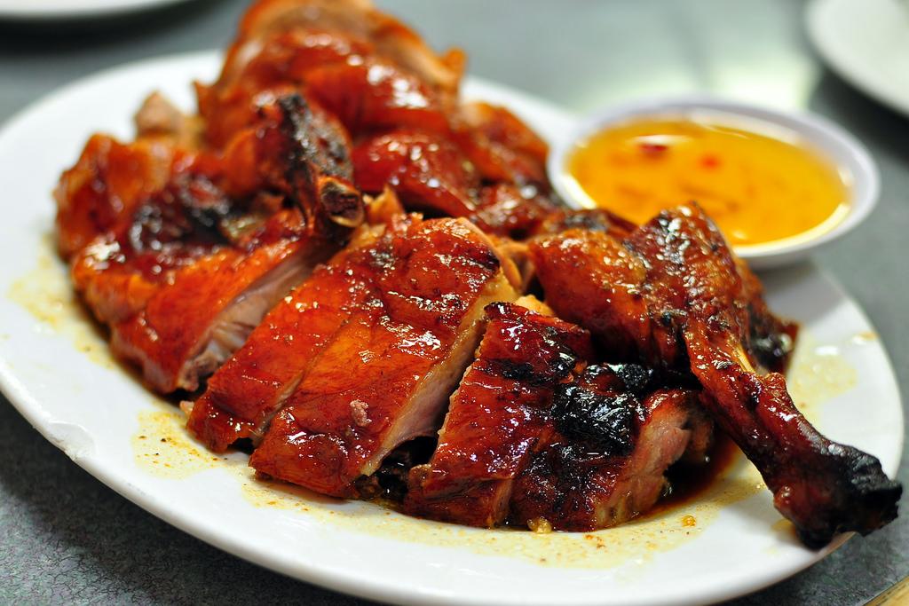 Sam Woo Barbecue