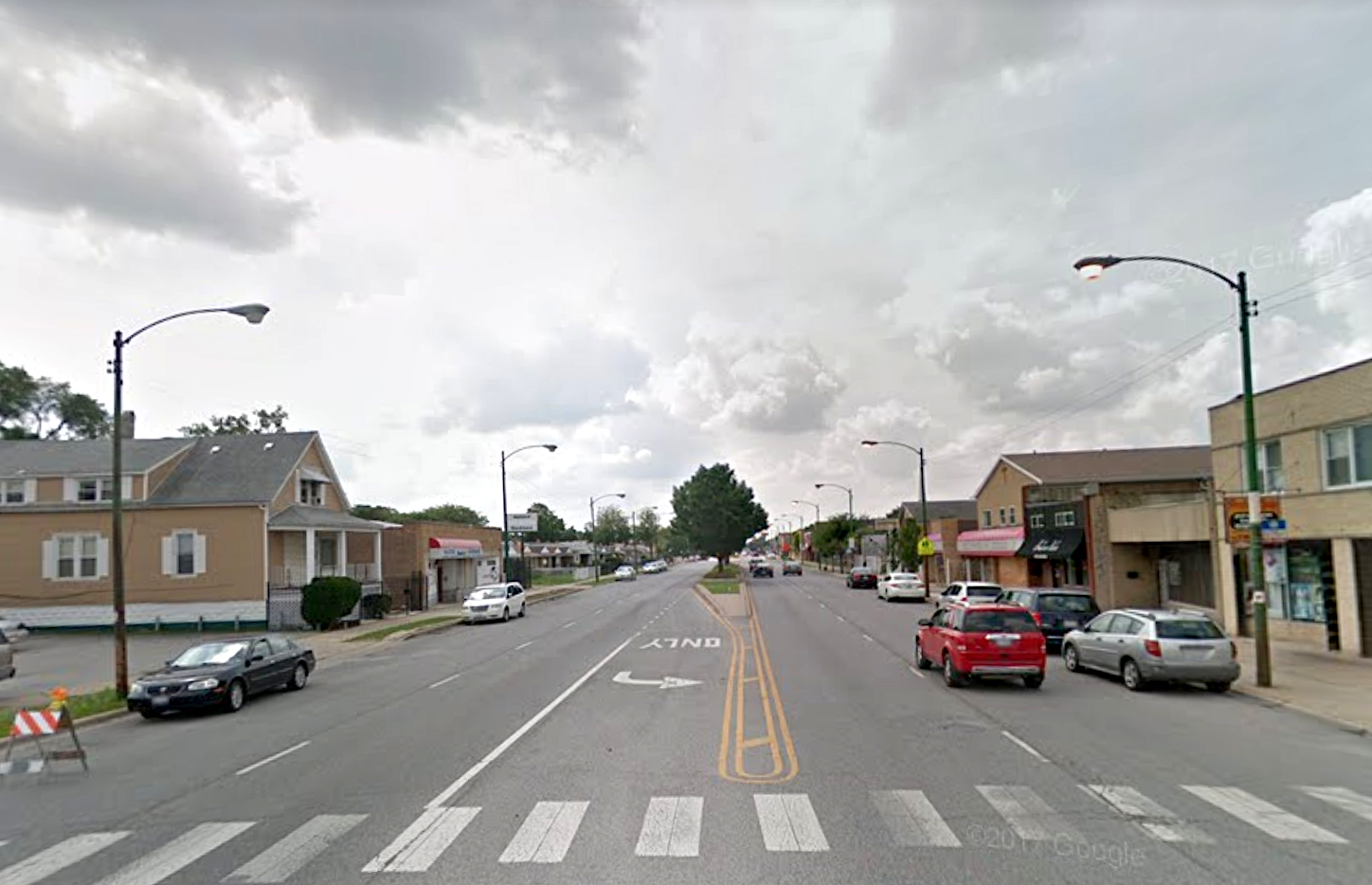A man was fatally shot Aug. 18, 2020, in the 9300 block of South Halsted Street.