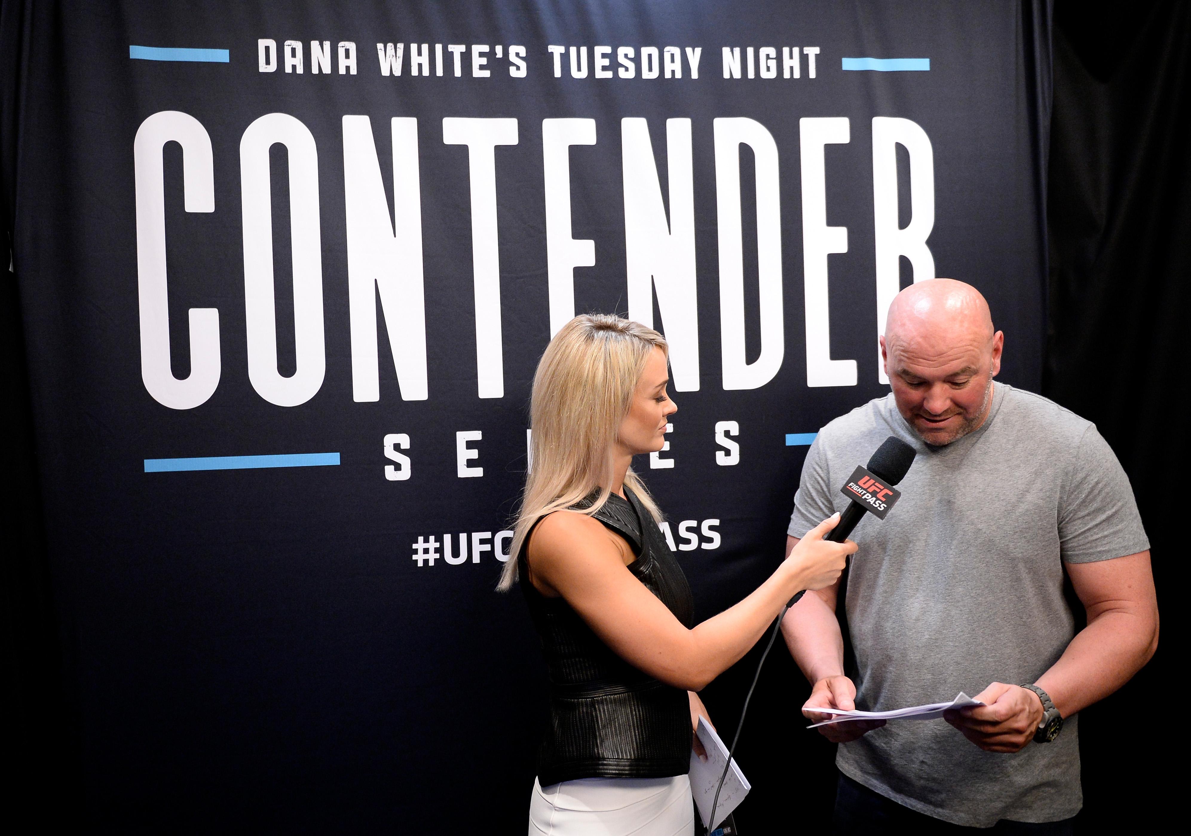 Dana White's Tuesday Night Contender Series: Newell v Munoz
