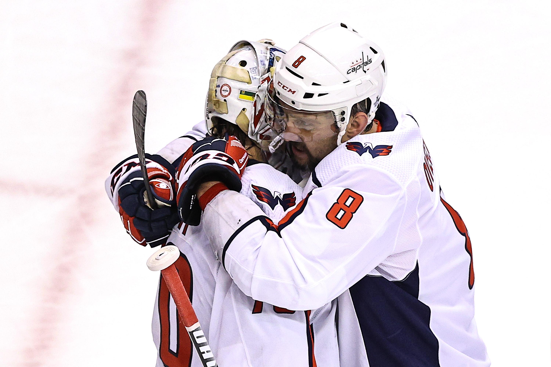 New York Islanders v Washington Capitals - Game Four