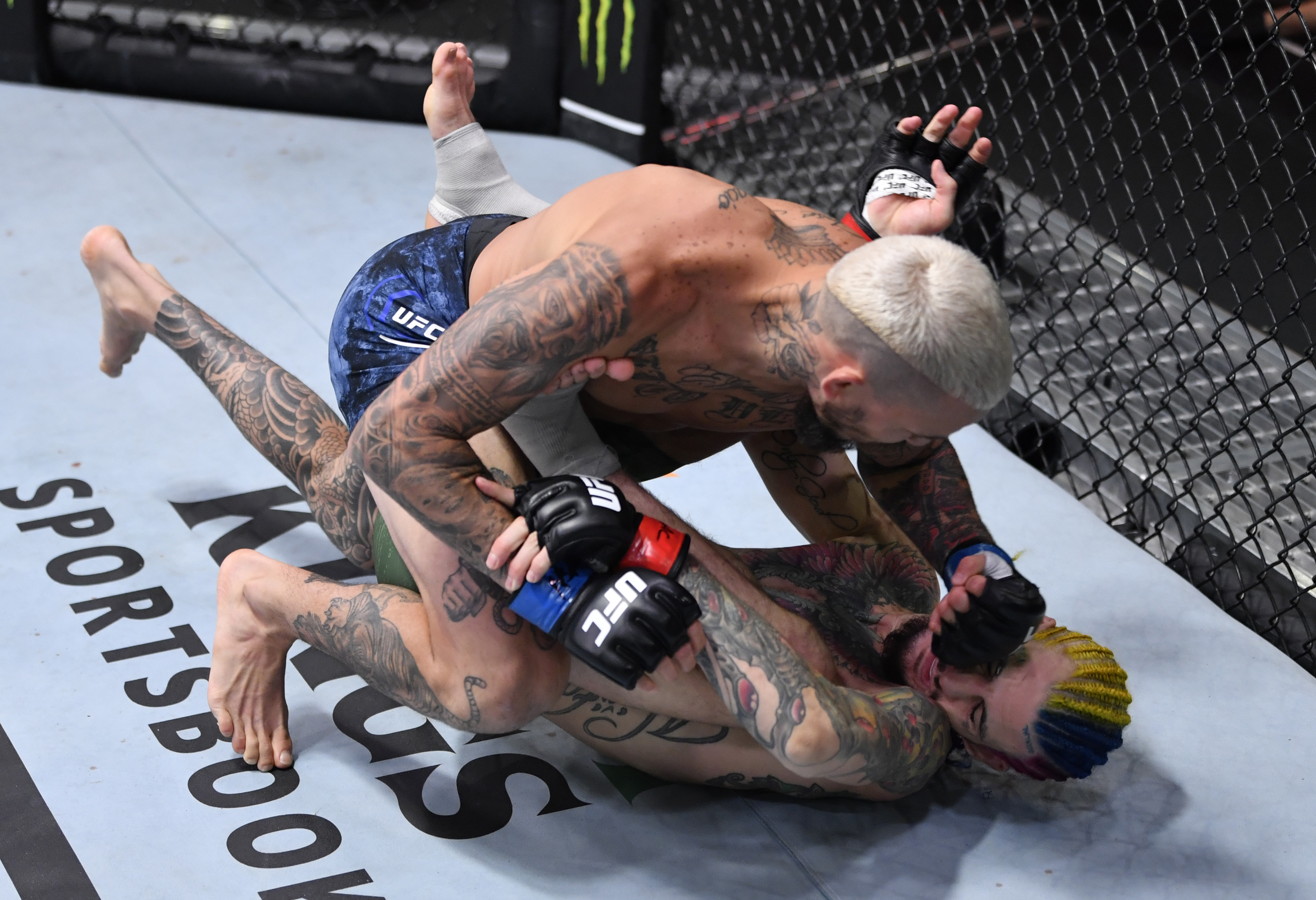 UFC 252: O'Malley v Vera