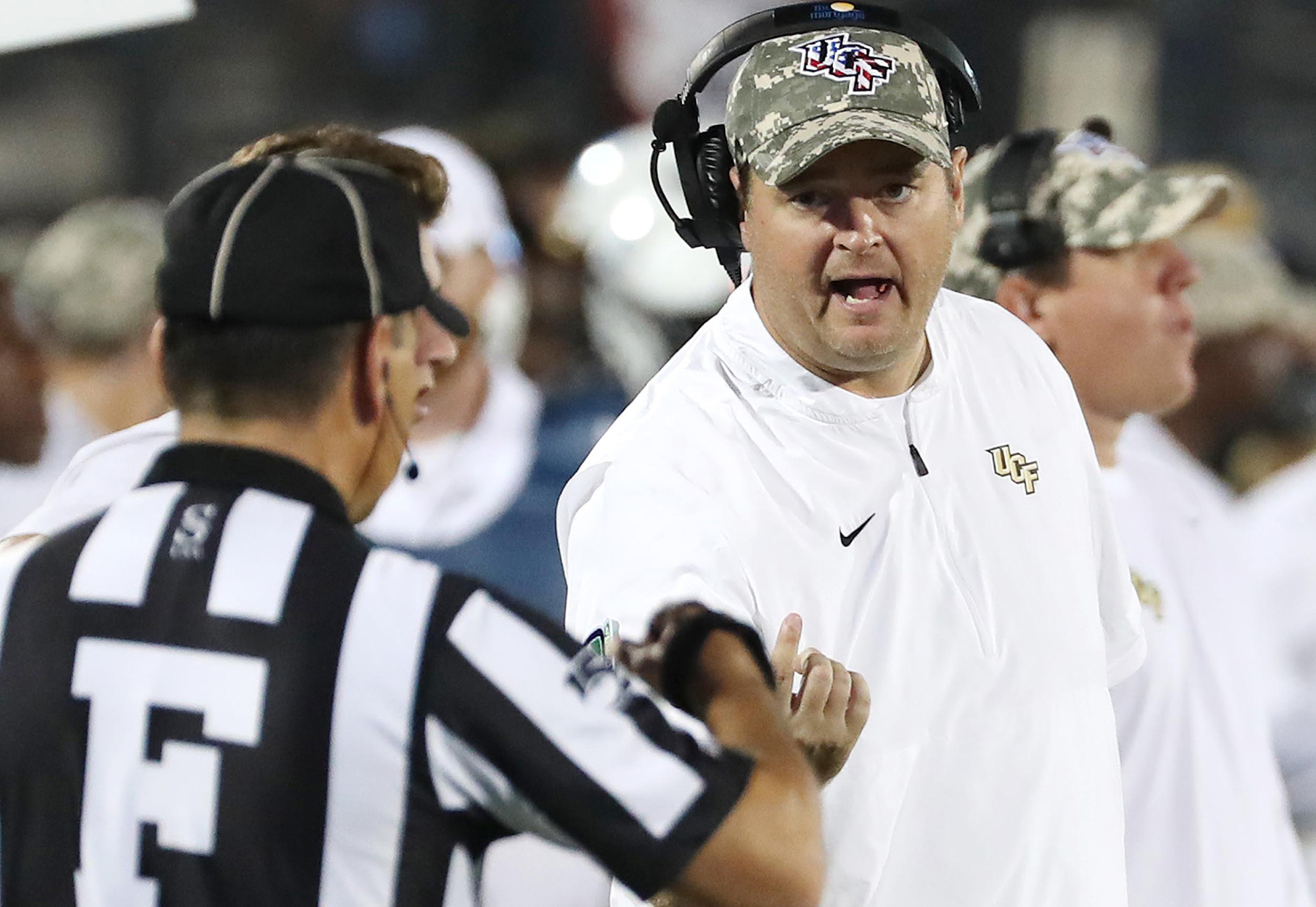 Mike Bianchi: UCF coach Josh Heupel should be judged on wins, not signing day rankings