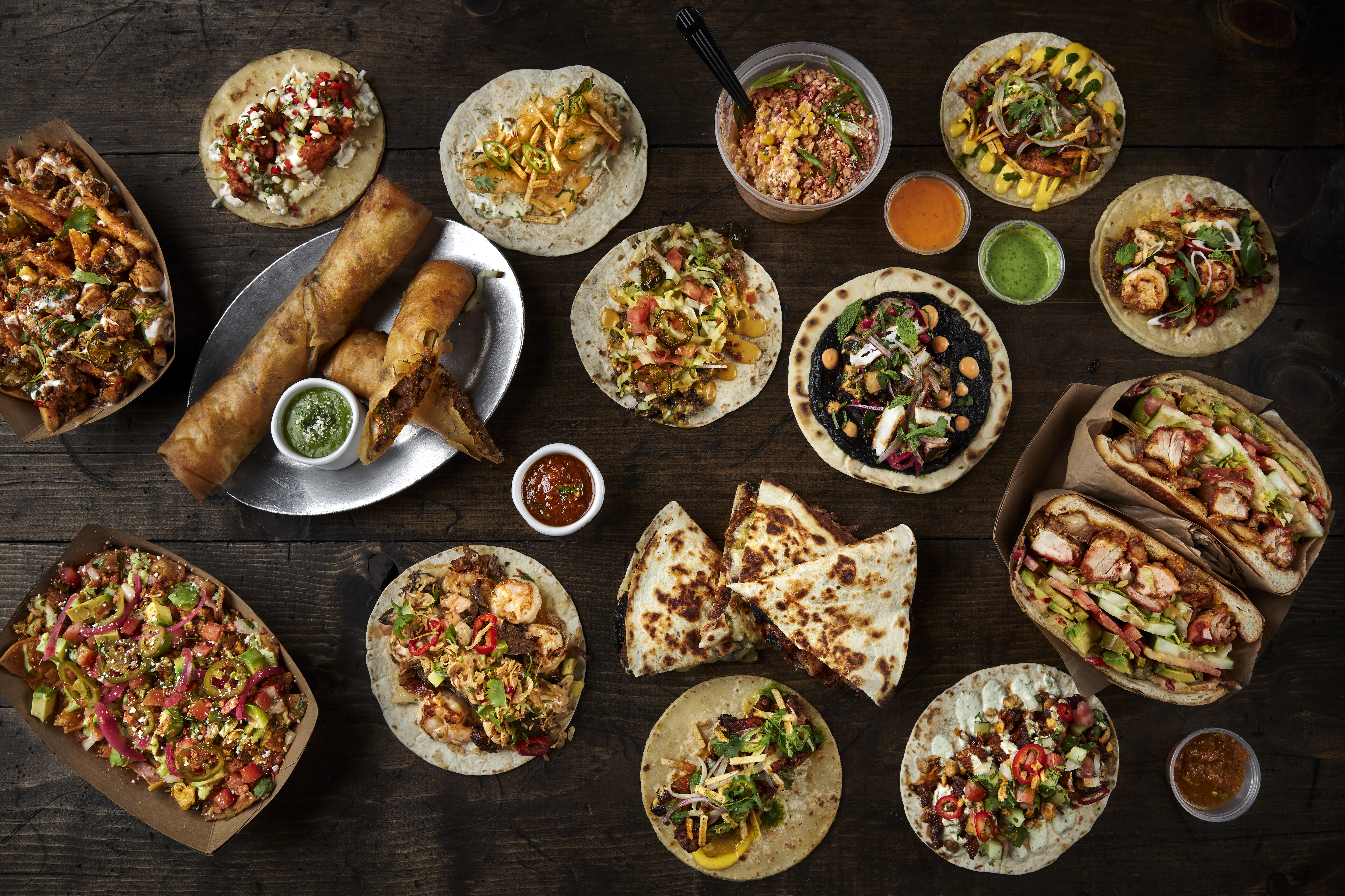 New dishes from Taco Bamba in Ballston
