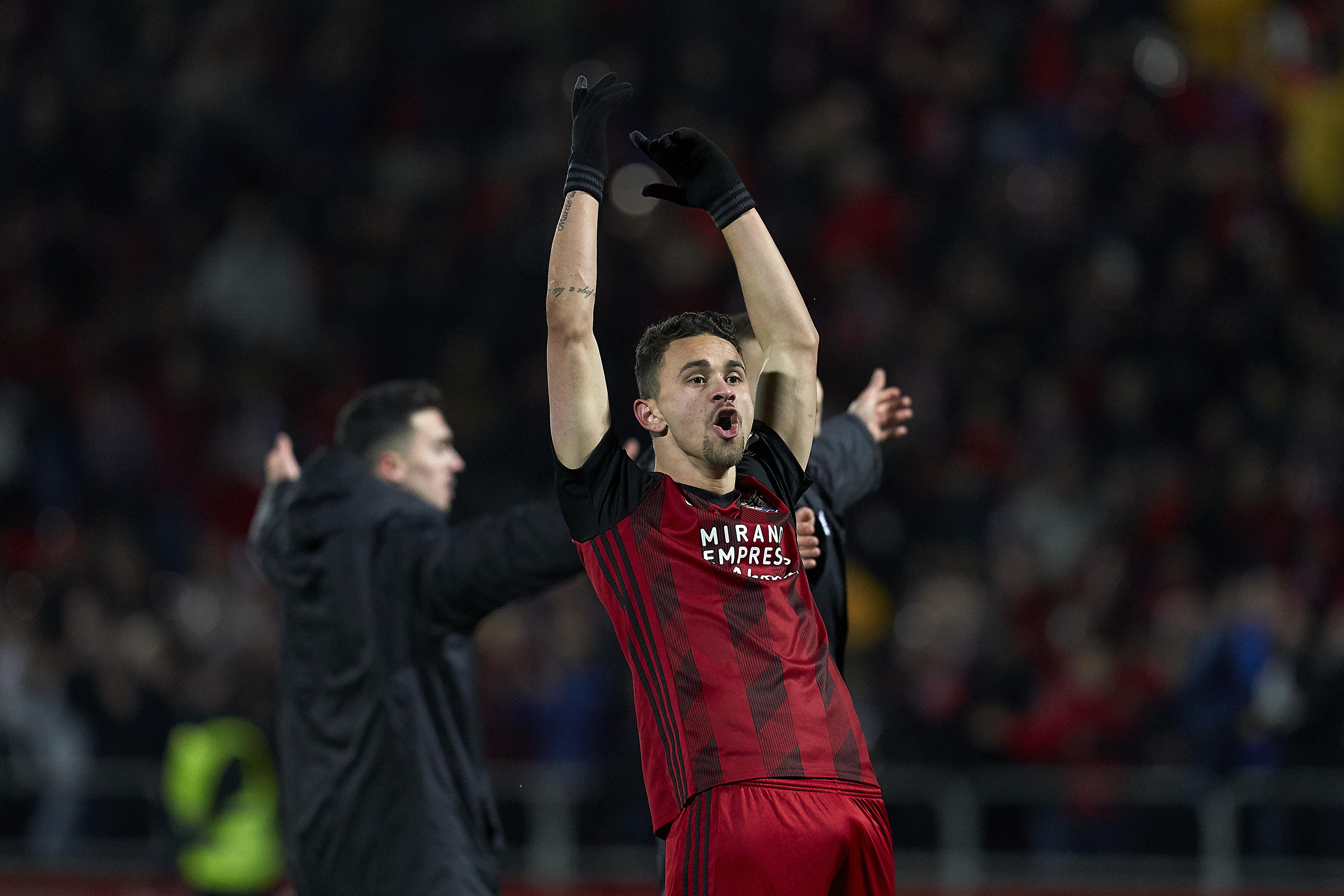 Mirandes v Villarreal - Copa del Rey: Quarter Final