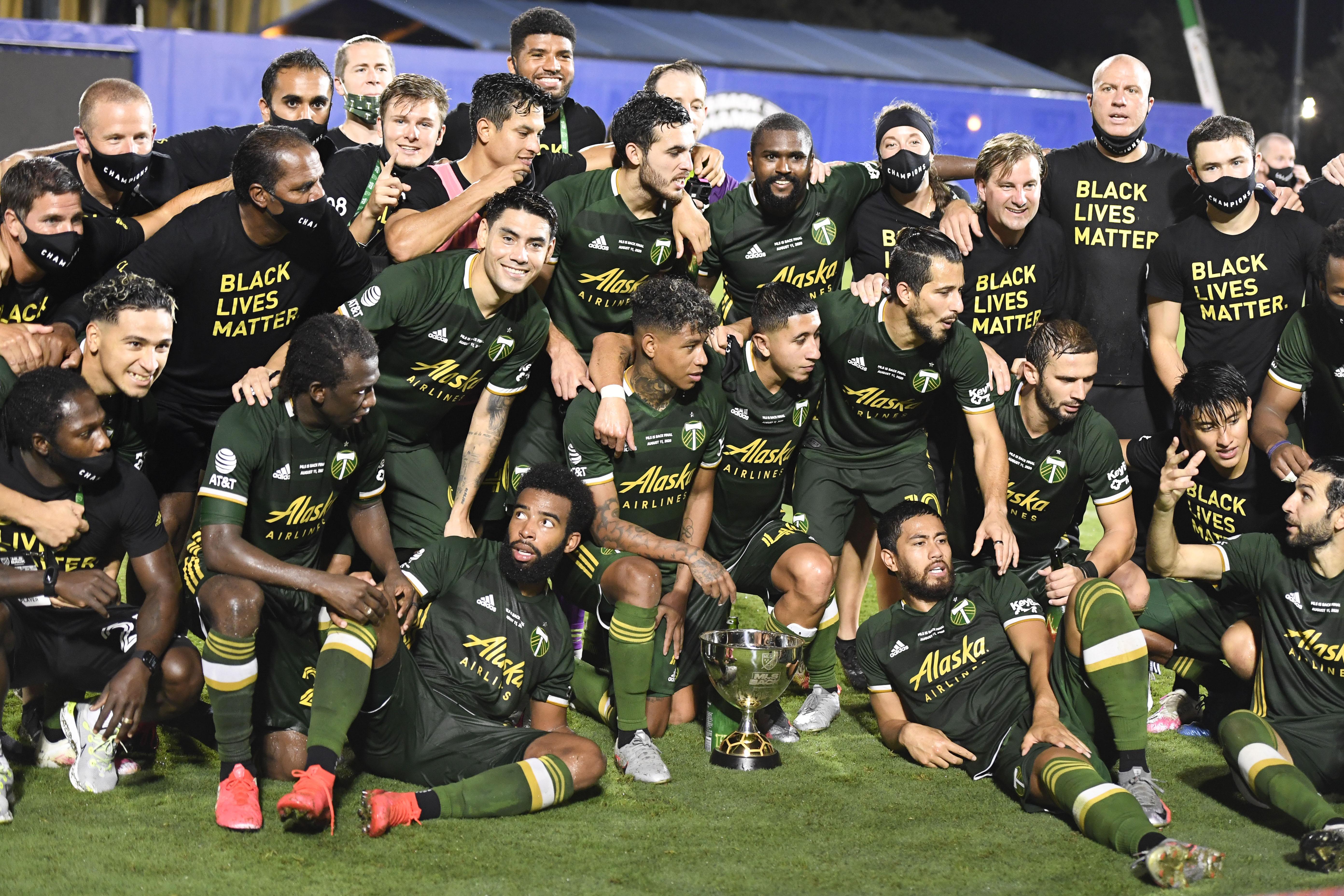 美国职业足球大联盟:美国职业足球大联盟终于回来了——奥兰多城SC主场迎战波特兰木材队