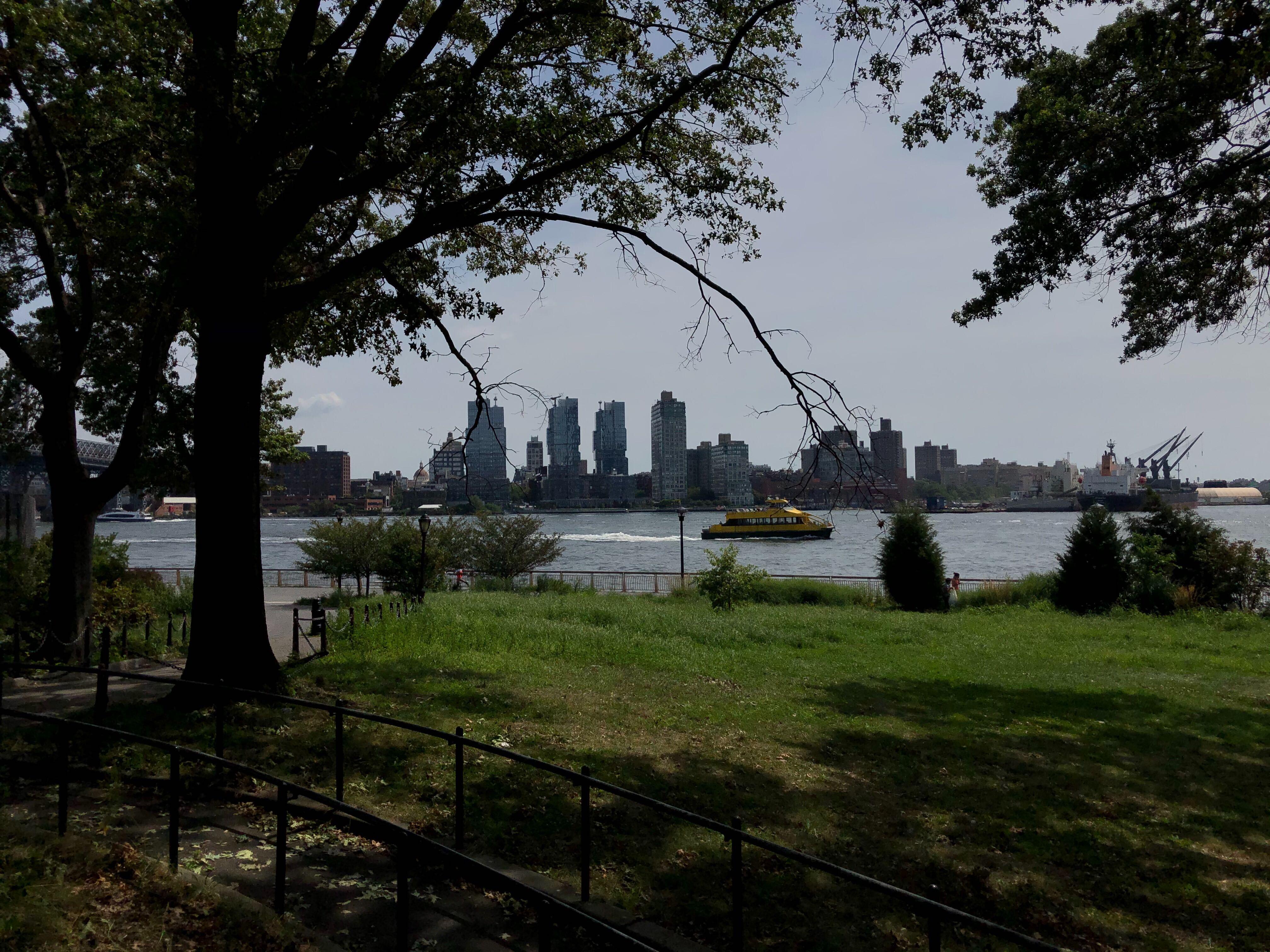 East River Park, Aug. 21, 2020.