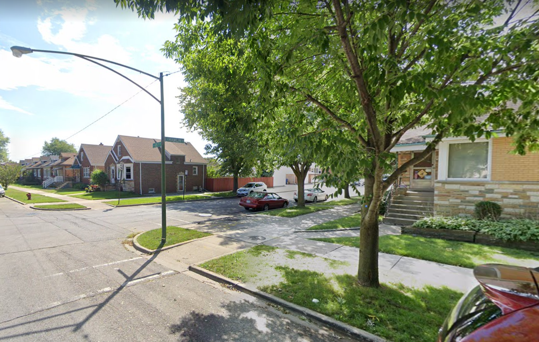 A teenage boy was shot Aug. 21, 2020, in the 6500 block of South Hamlin Avenue.