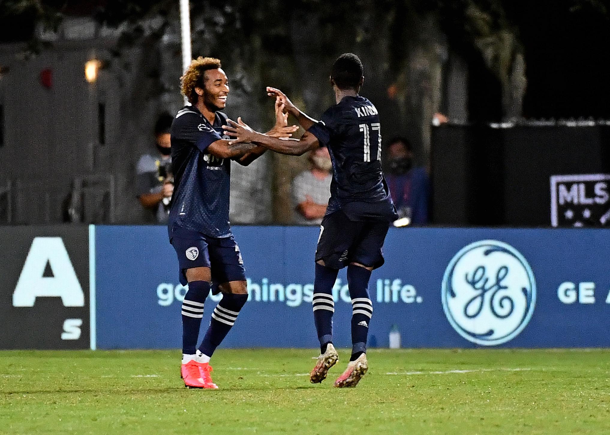 MLS: Sporting Kansas City vs Vancouver Whitecaps FC