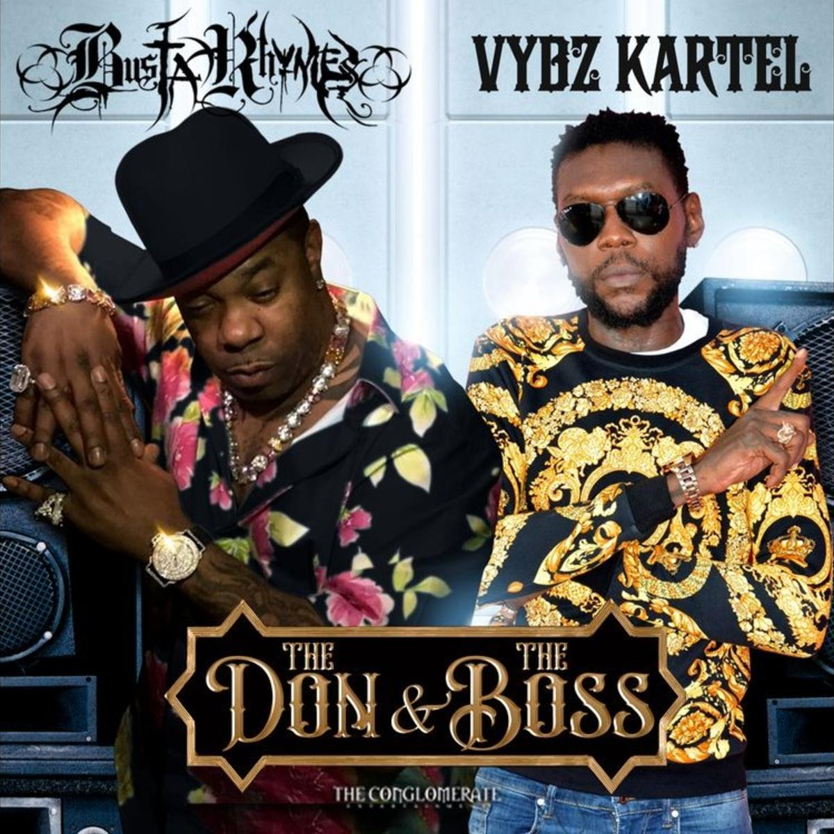 Busta Rhymes and Vybz Kartel