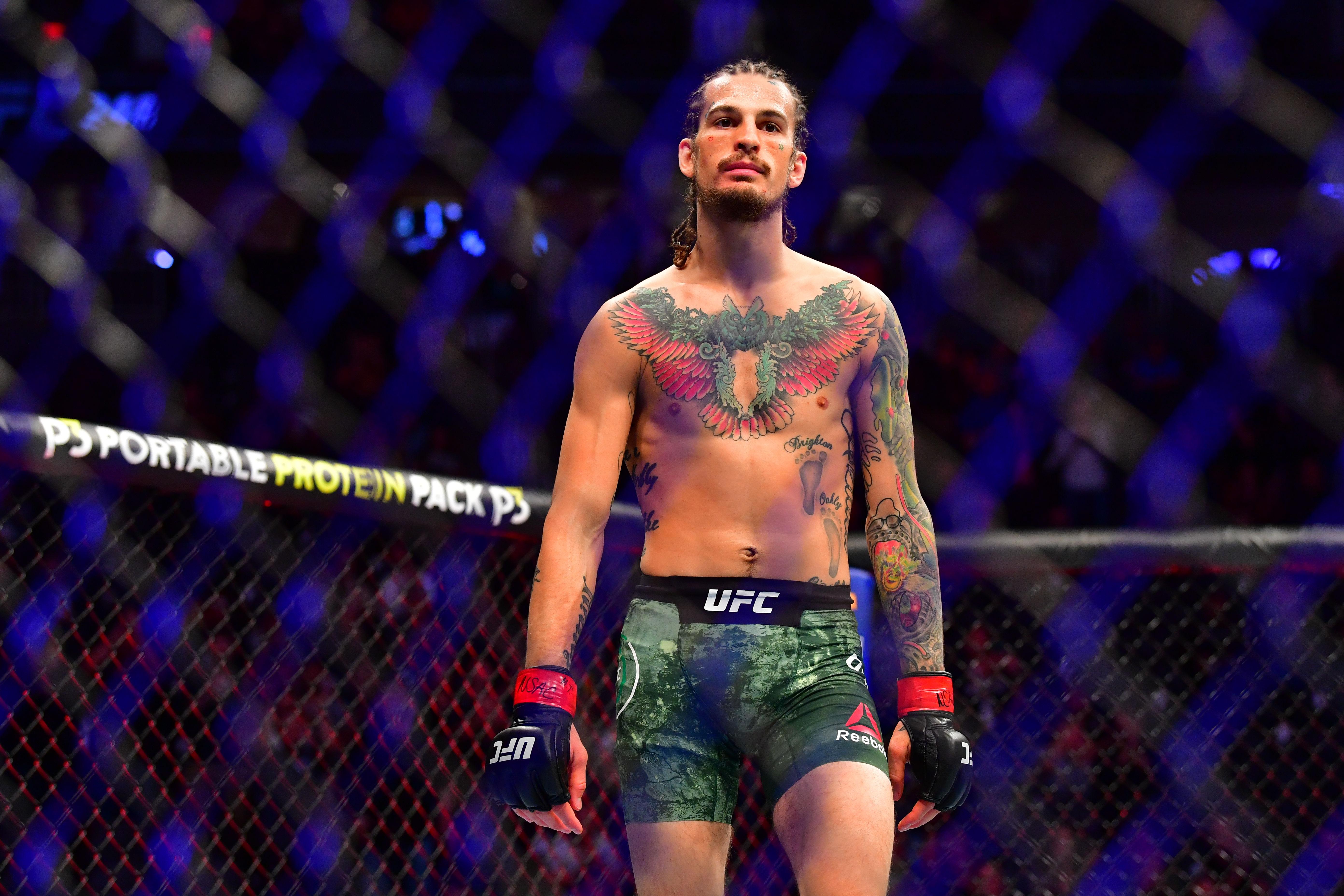 MMA: UFC 248-O'malley vs Quinonez