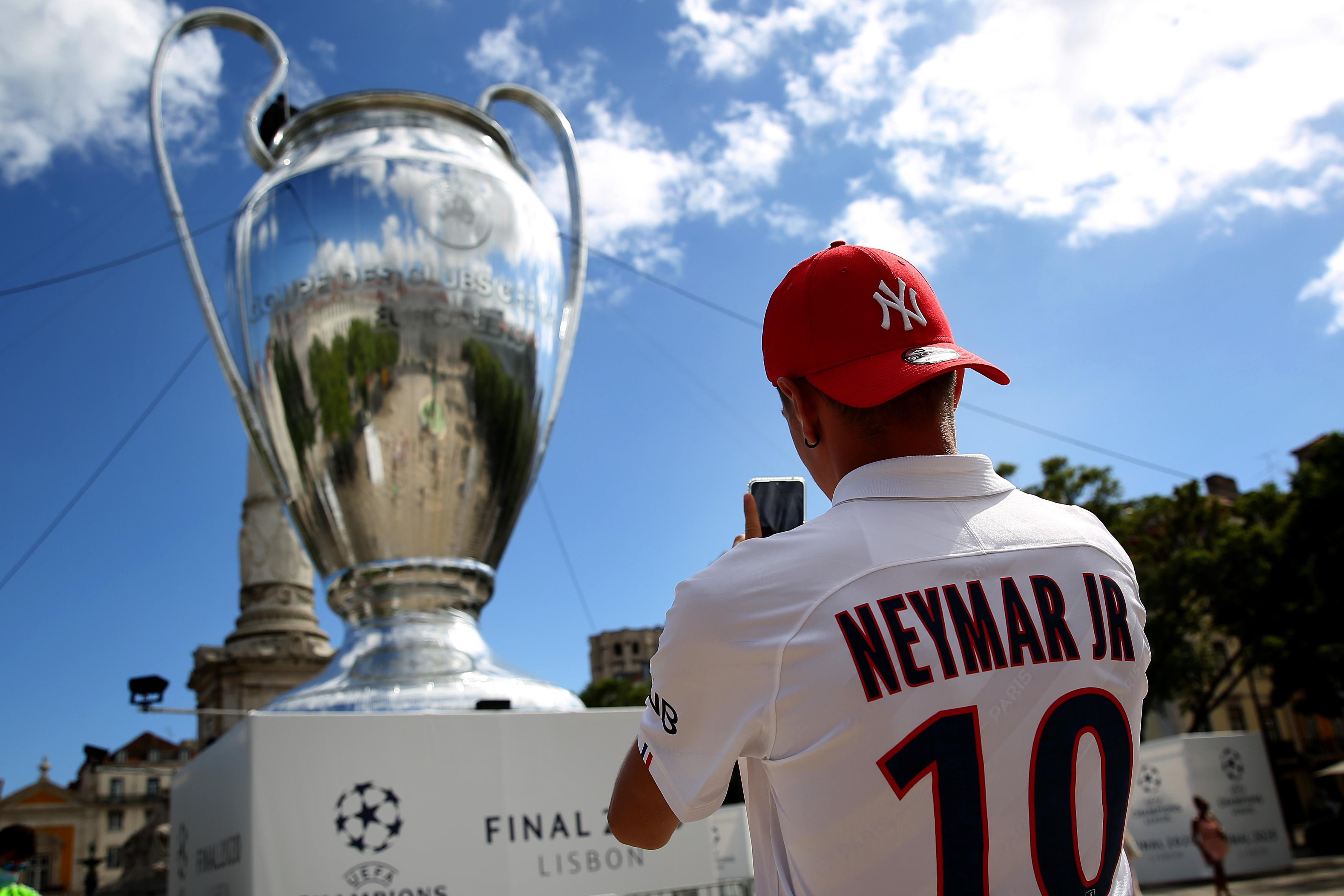 Champions League Finals 2020 - Lisbon City Views
