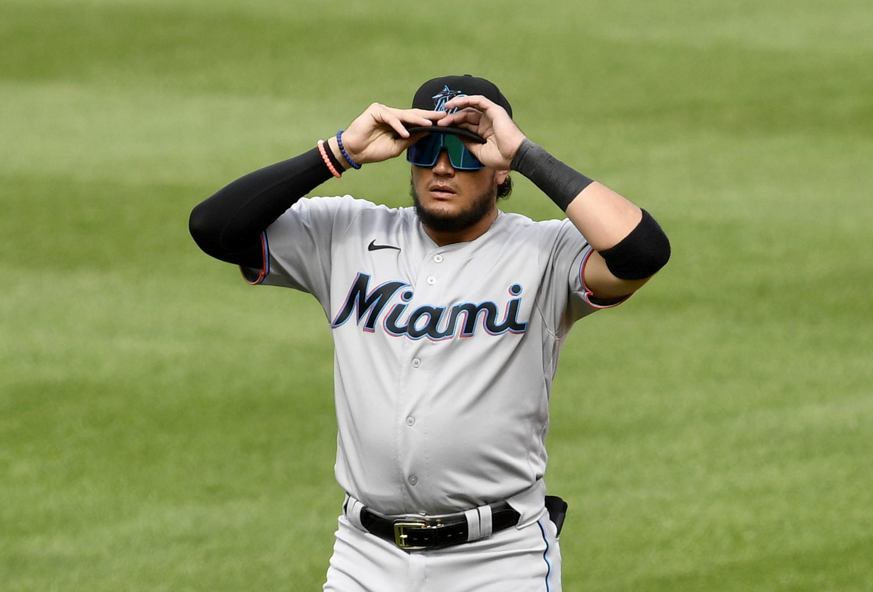 MLB: AUG 22 Marlins at Nationals