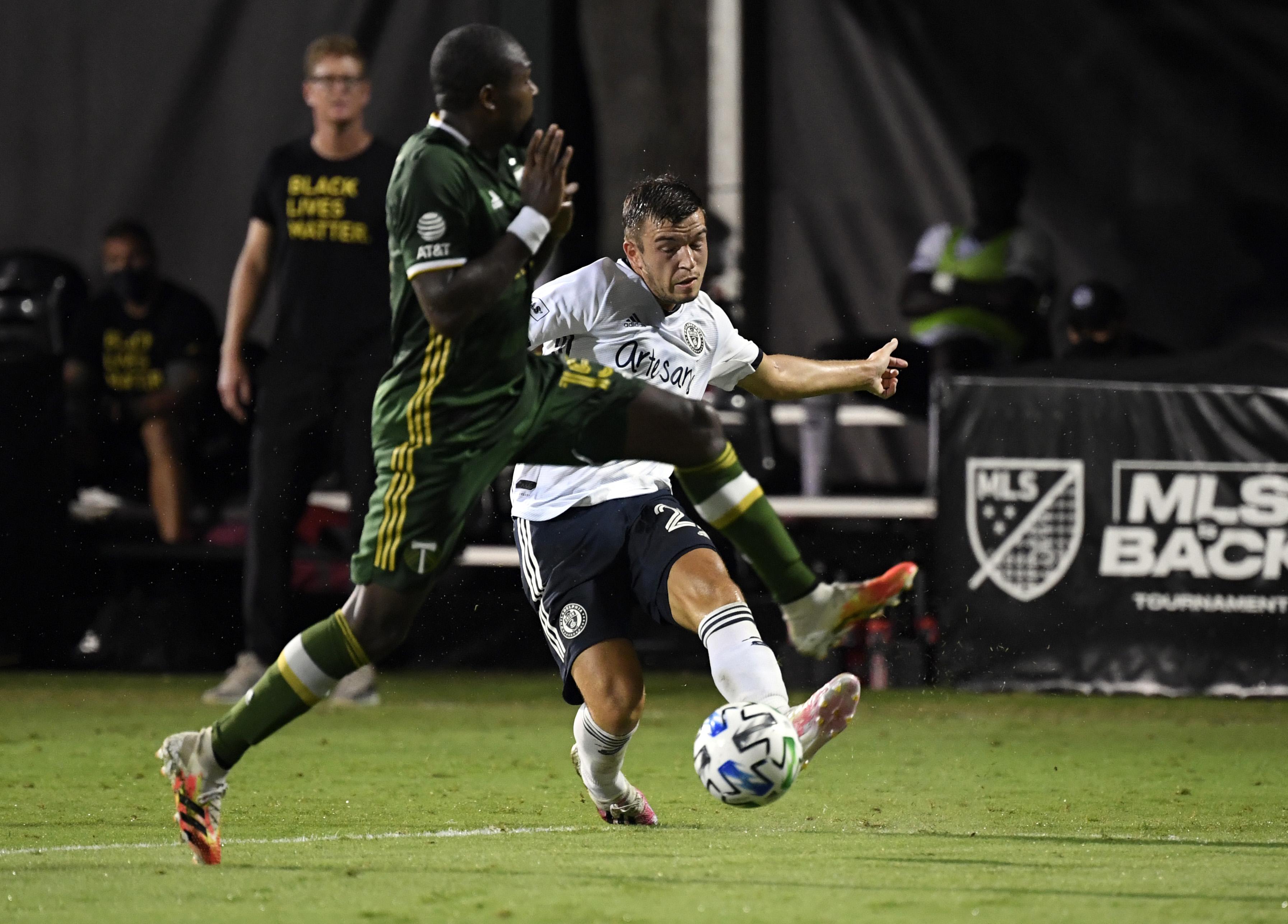 MLS: Portland Timbers at Philadelphia Union