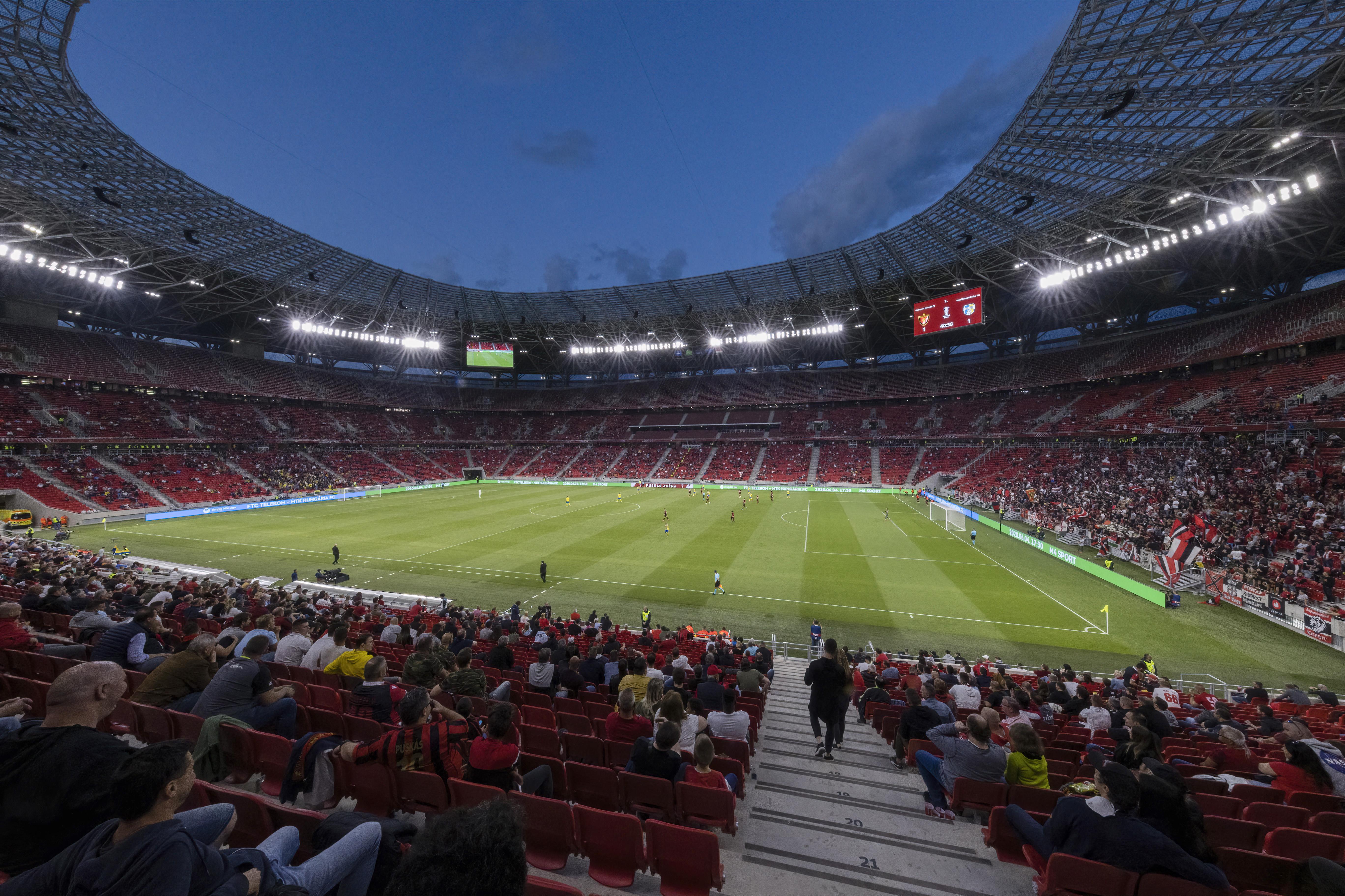 Budapest Honved v Mezokovesd Zsory FC - Hungarian Cup Final