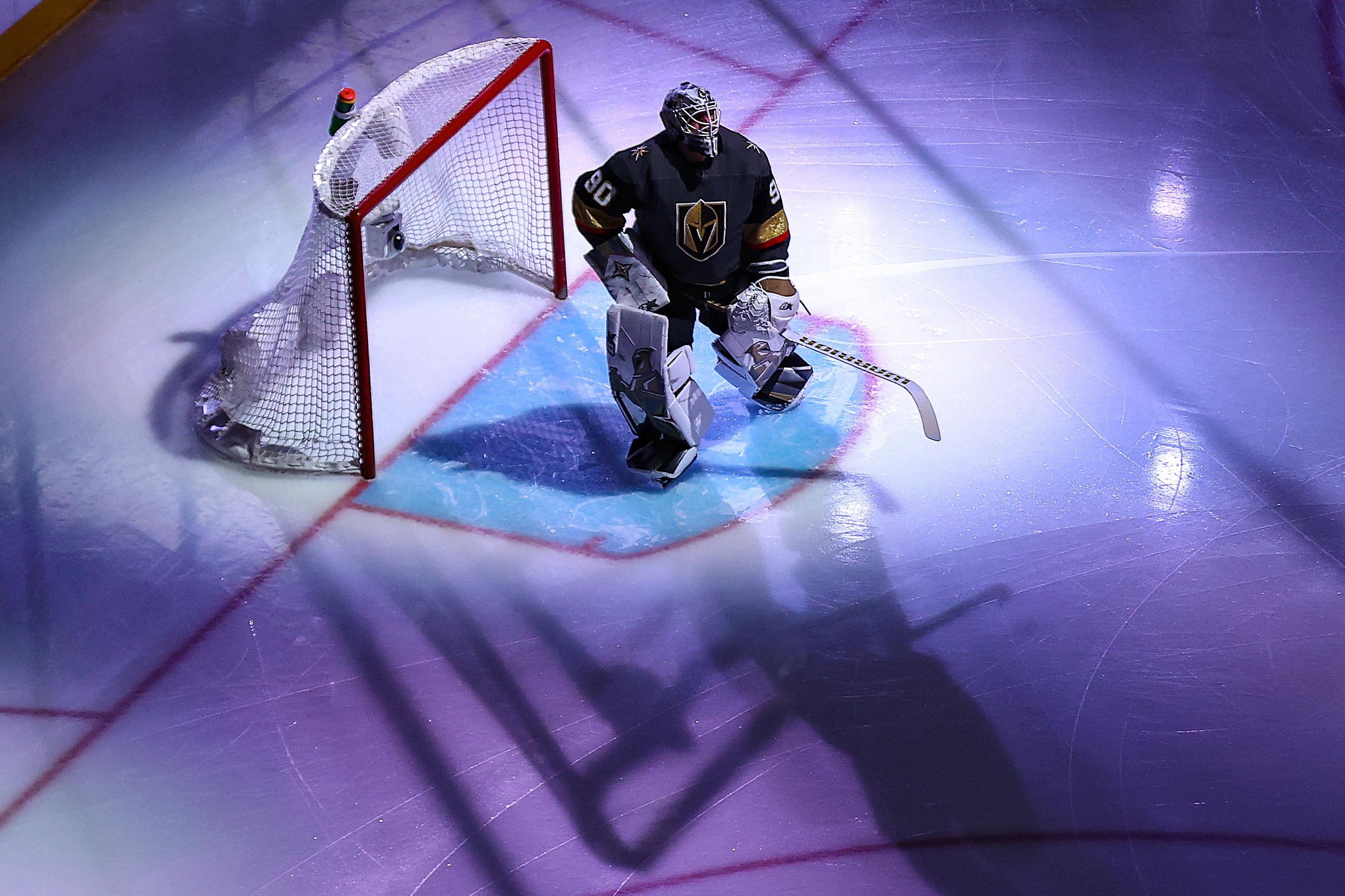Vancouver Canucks v Vegas Golden Knights - Game Two