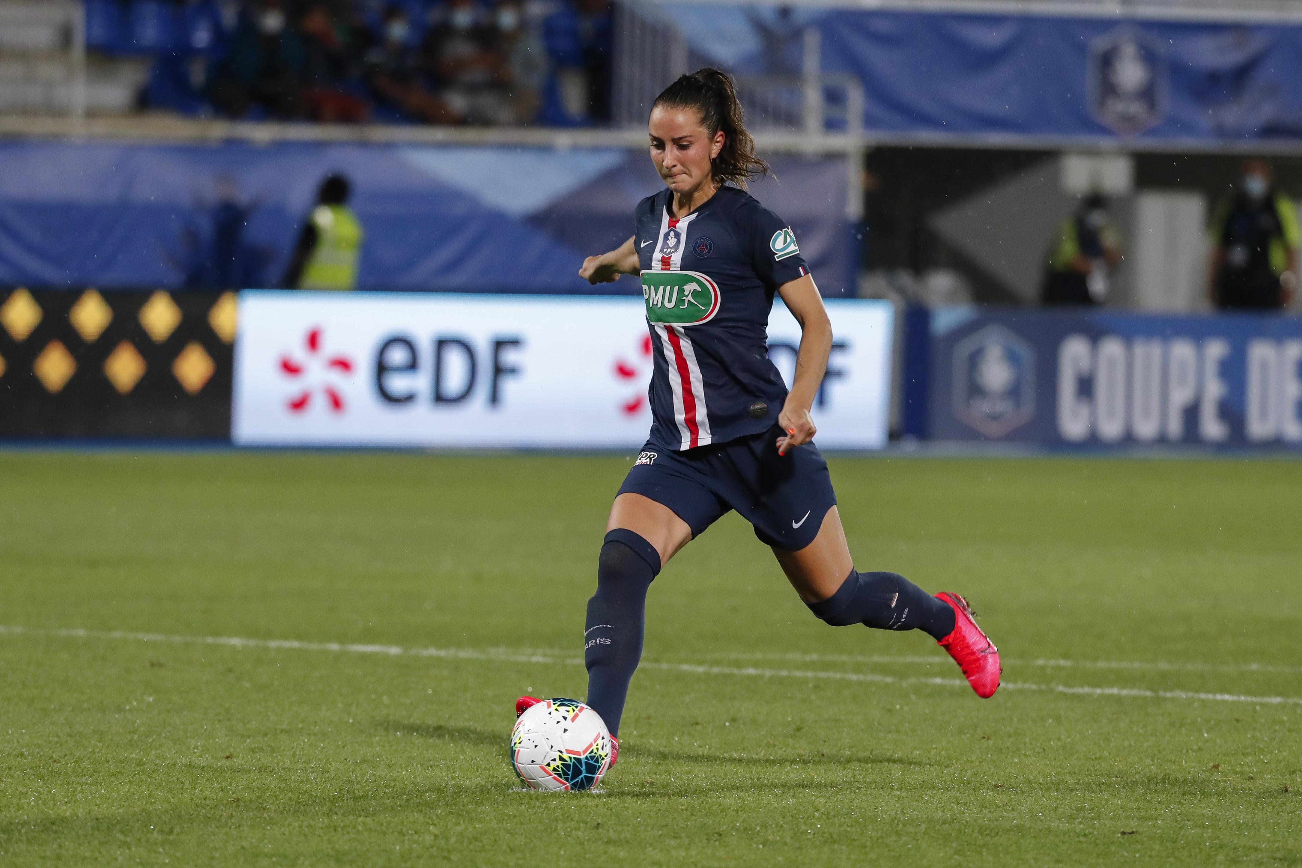 Paris Saint-Germain v Olympique Lyonnais - Women's French Cup Final