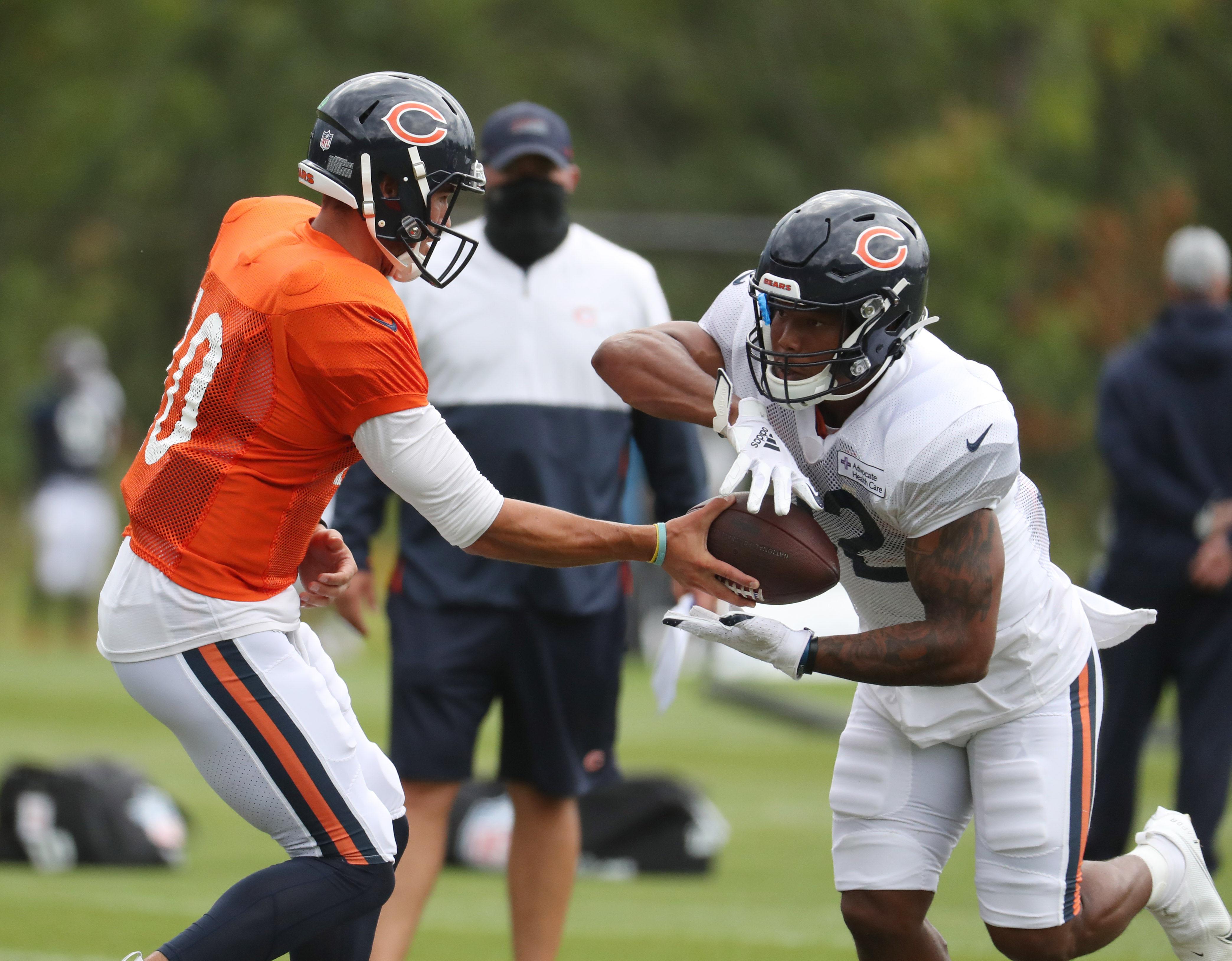 NFL: Chicago Bears Training Camp