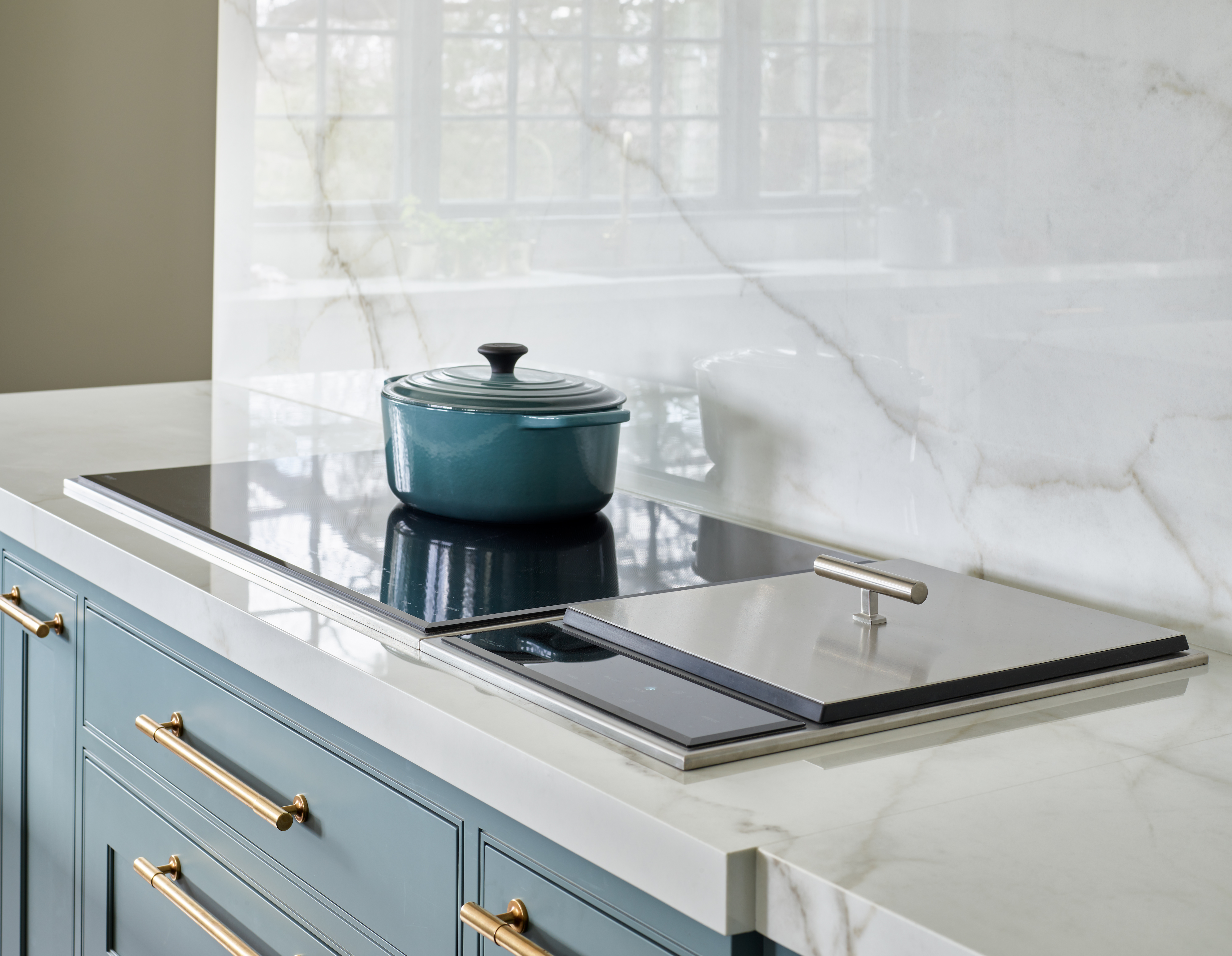 Induction Cooktop, Glass Stovetop