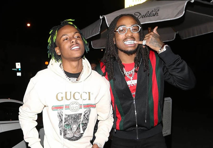 Rich The Kid and Quavo