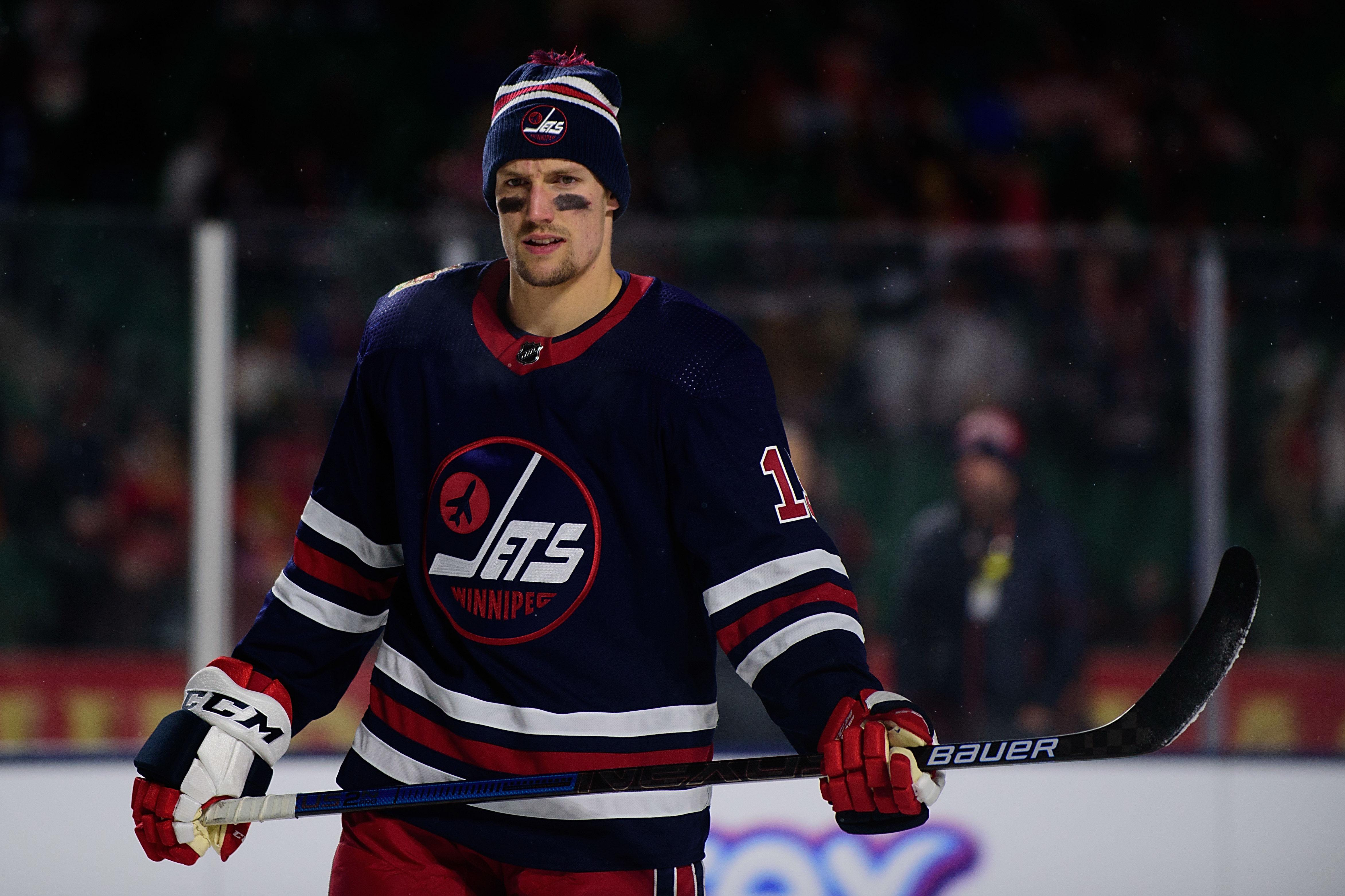 NHL: Heritage Classic-Calgary Flames at Winnipeg Jets