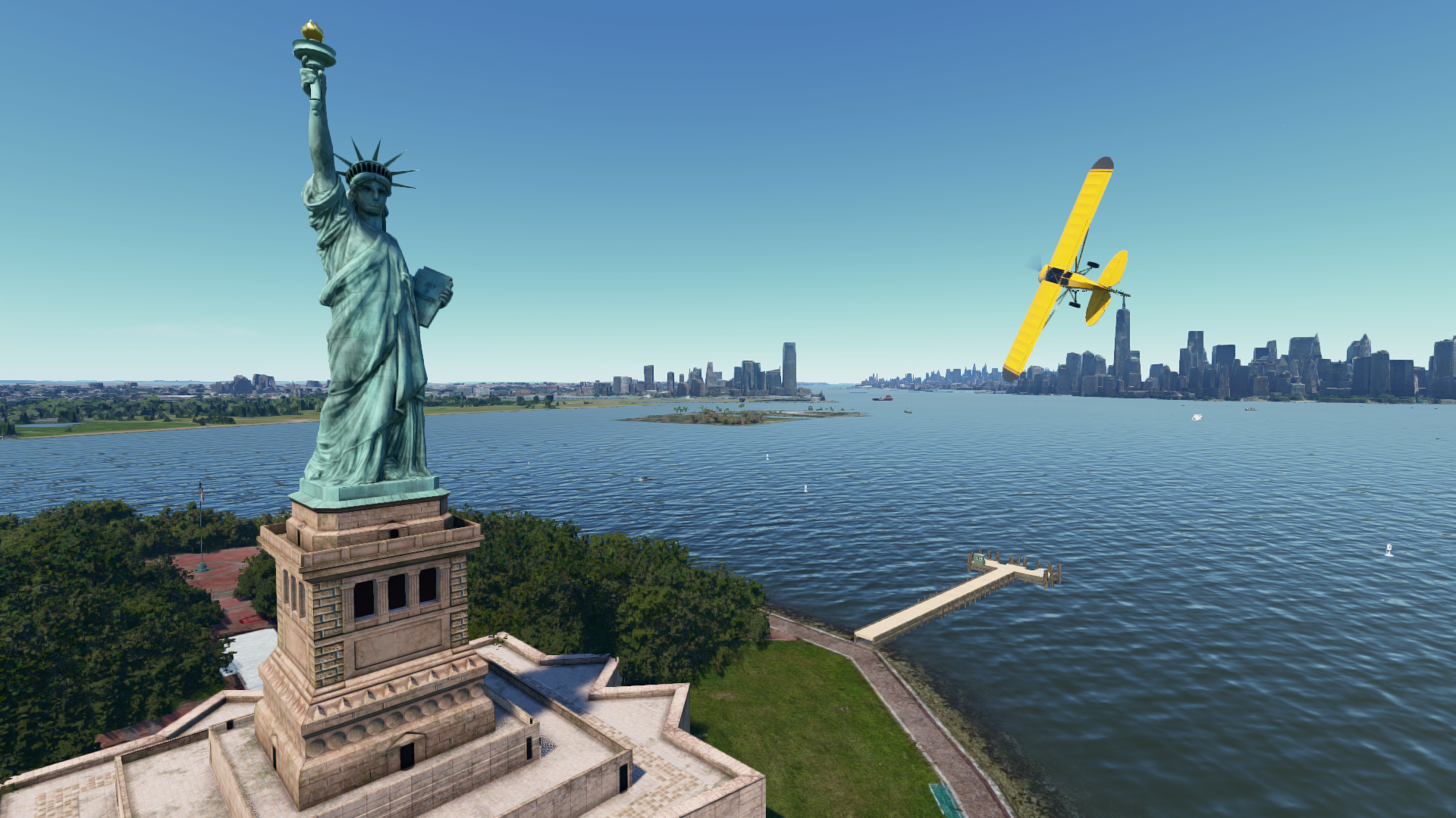 Microsoft Flight Simulator flight plans explained