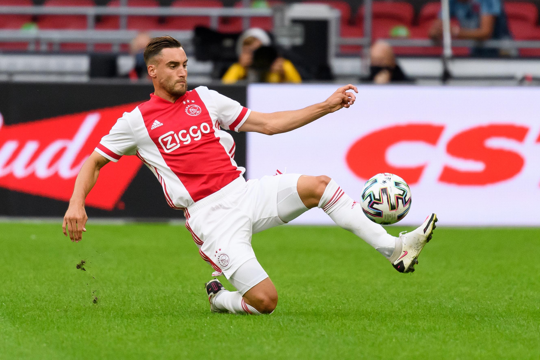 Ajax v Hertha BSC Berlin - Pre-Season Friendly