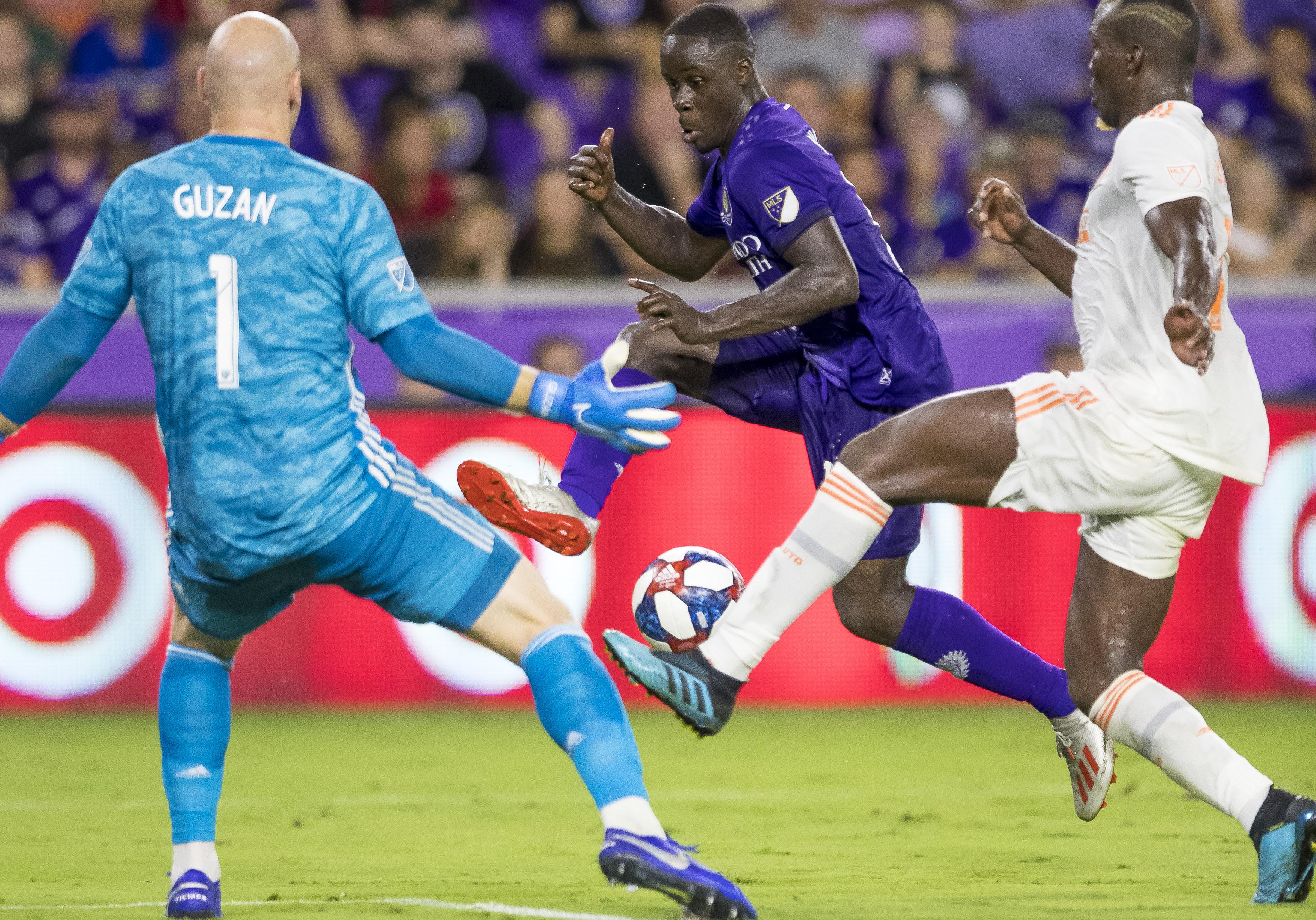 SOCCER: AUG 23 MLS - Atlanta United FC at Orlando City SC