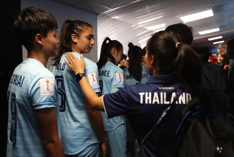 泰国v智利:集团F  -  2019年FIFA女子世界杯法国