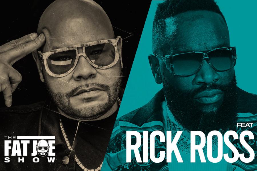 Rick Ross and Fat Joe