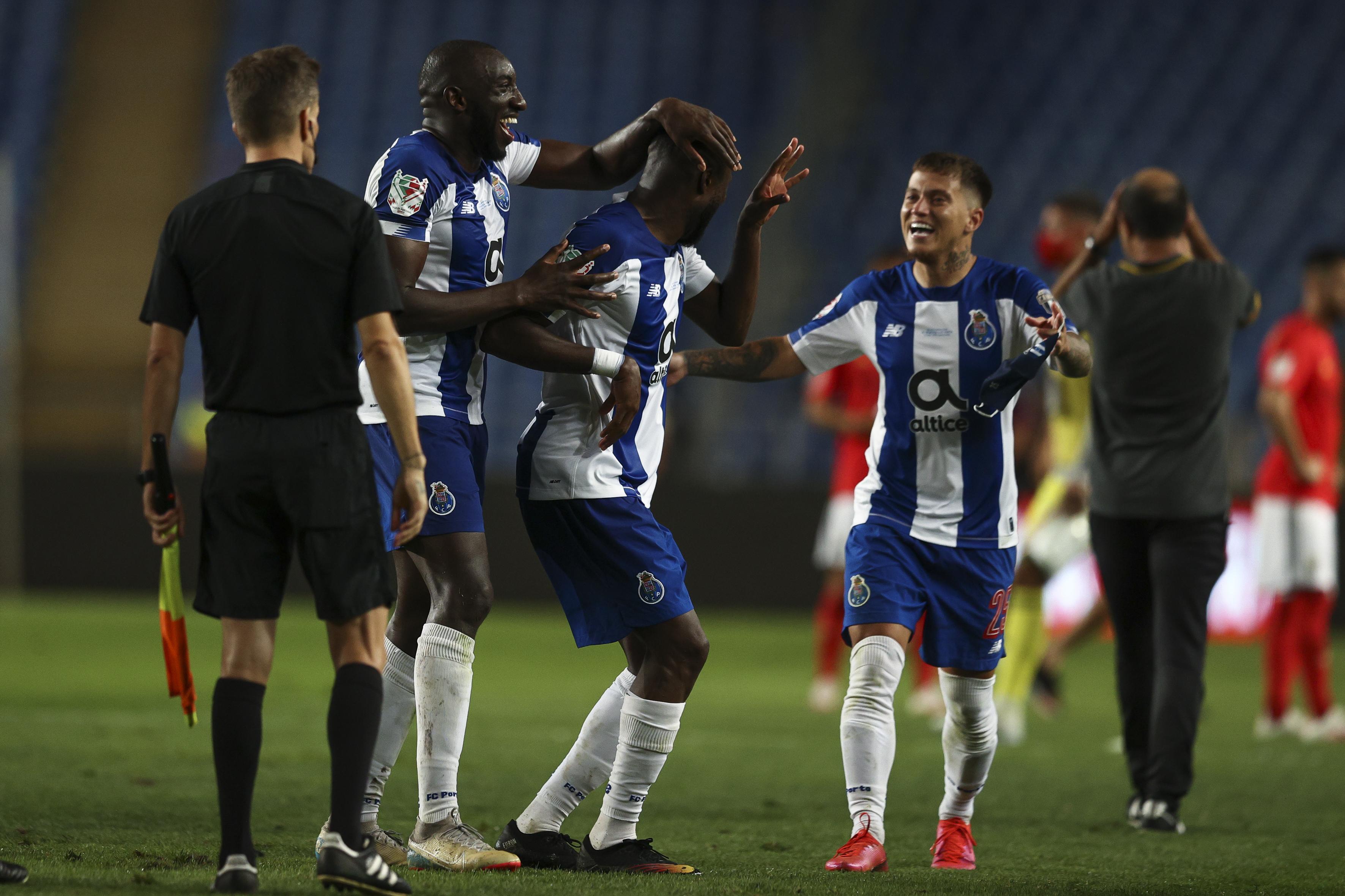 SL Benfica v FC Porto - Portoguese Cup Final