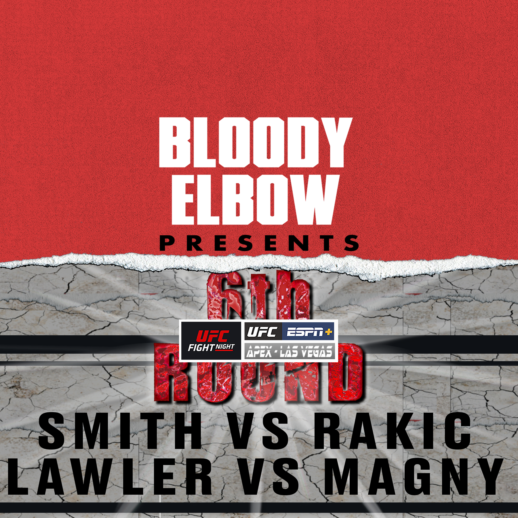 6th Rd, The 6th Round Post-Fight Show, UFC Vegas 8, UFC Results, UFC Analysis, UFC Reactions, UFC hot takes, Smith vs Rakic, Lawler vs Magny
