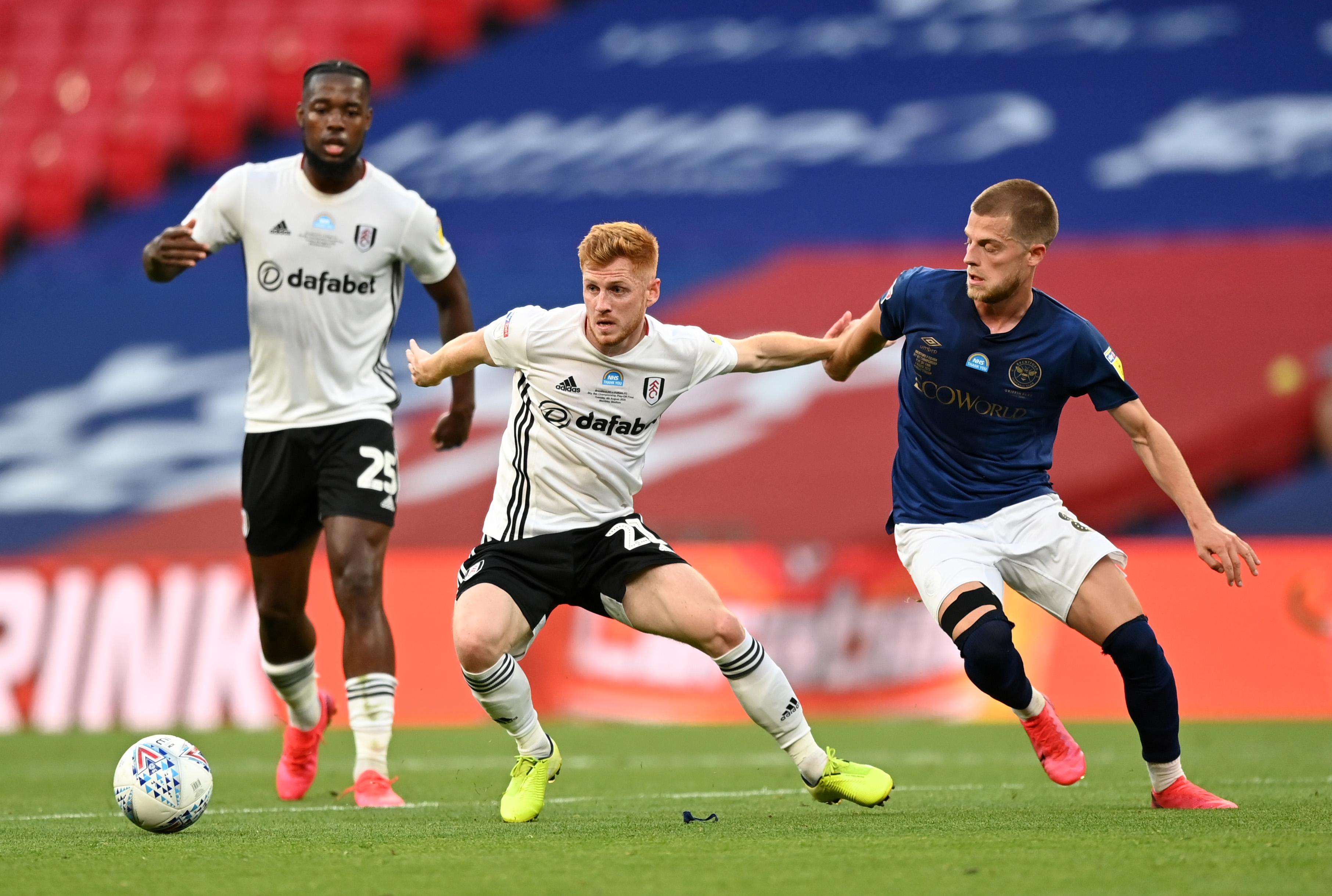 Brentford v Fulham - Sky Bet Championship Play Off Final